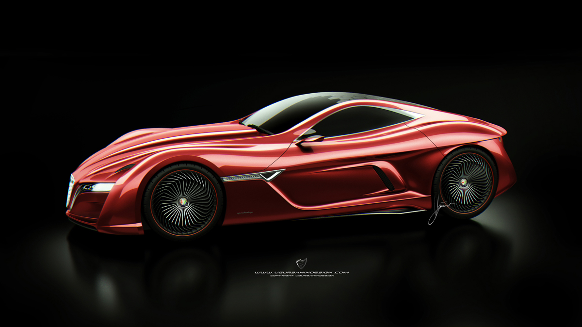 1200x674 - Alfa Romeo 12C GTS Wallpapers 1