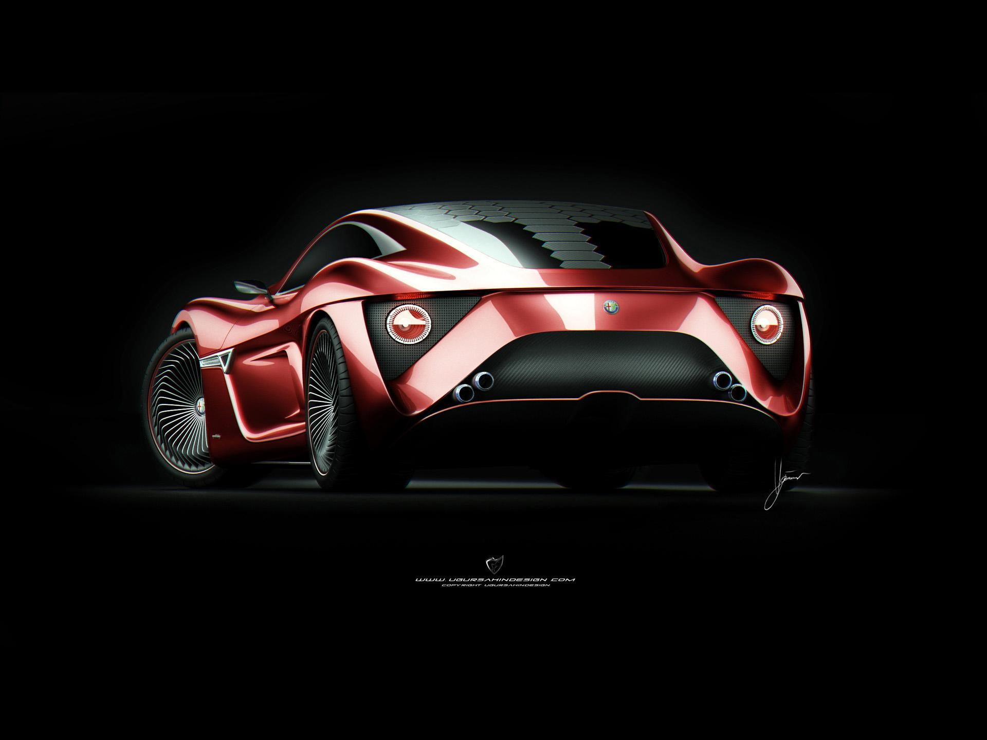 1920x1440 - Alfa Romeo 12C GTS Wallpapers 25