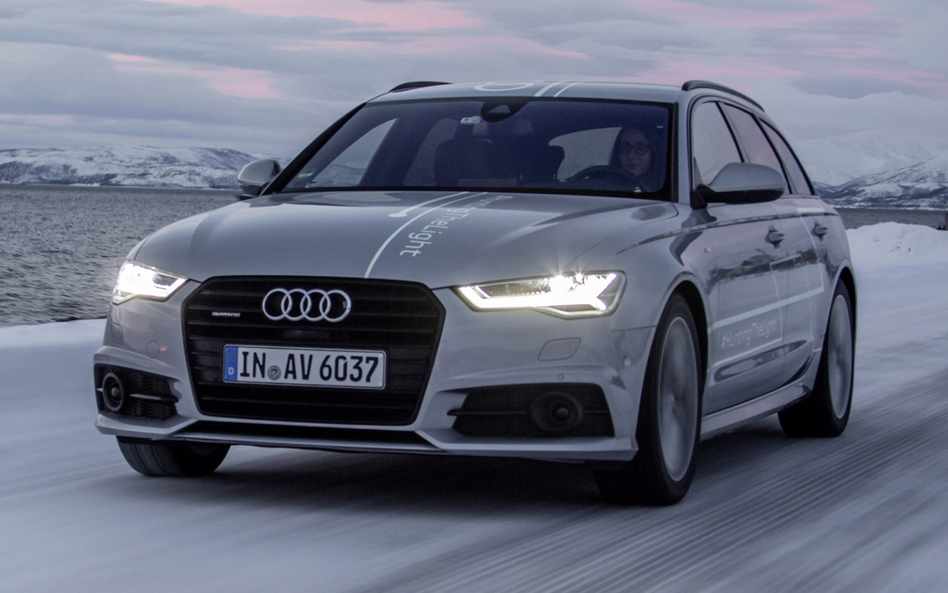 1920x1200 - Audi A6 Wallpapers 15