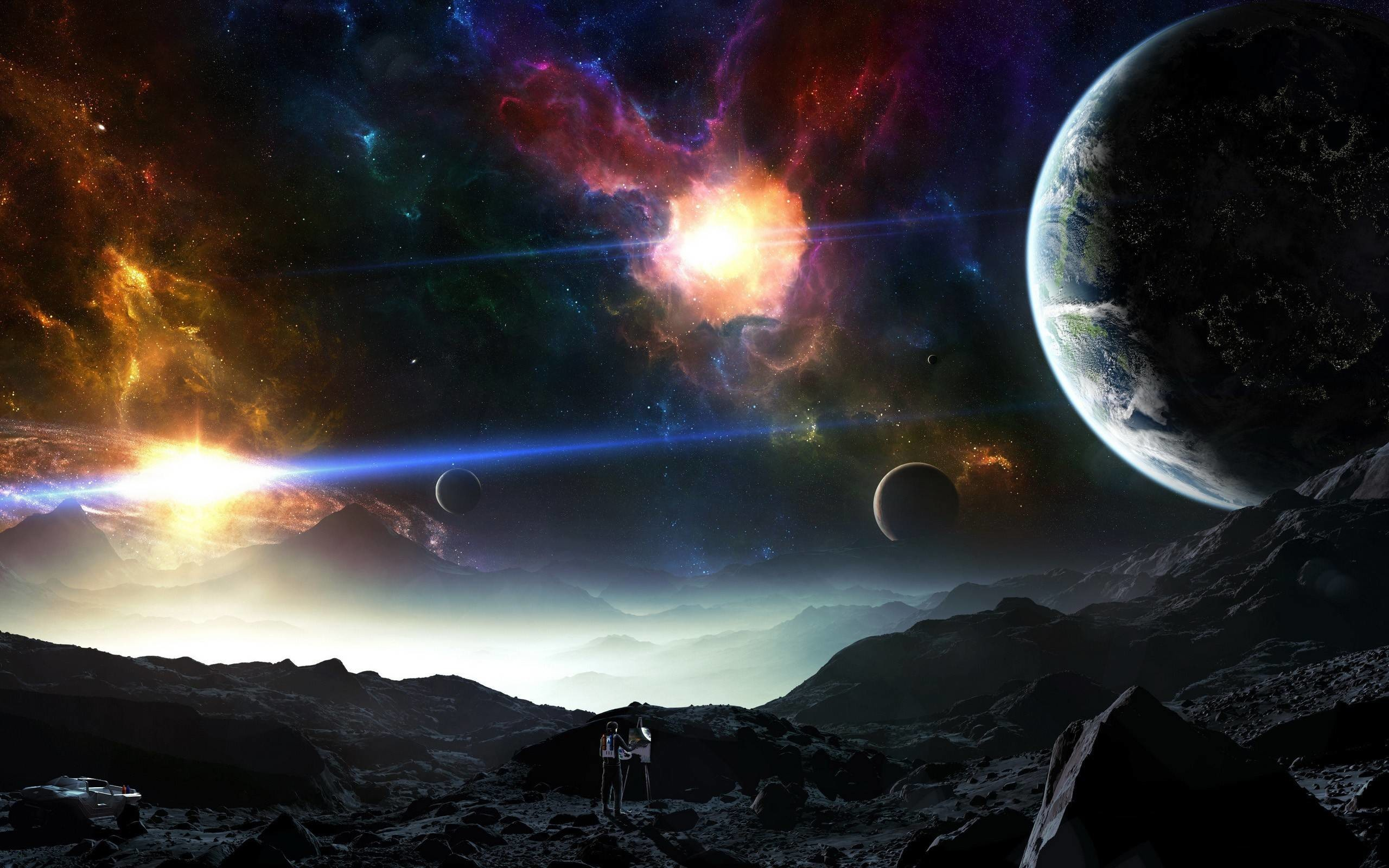 2560x1600 - Planets Wallpapers 13