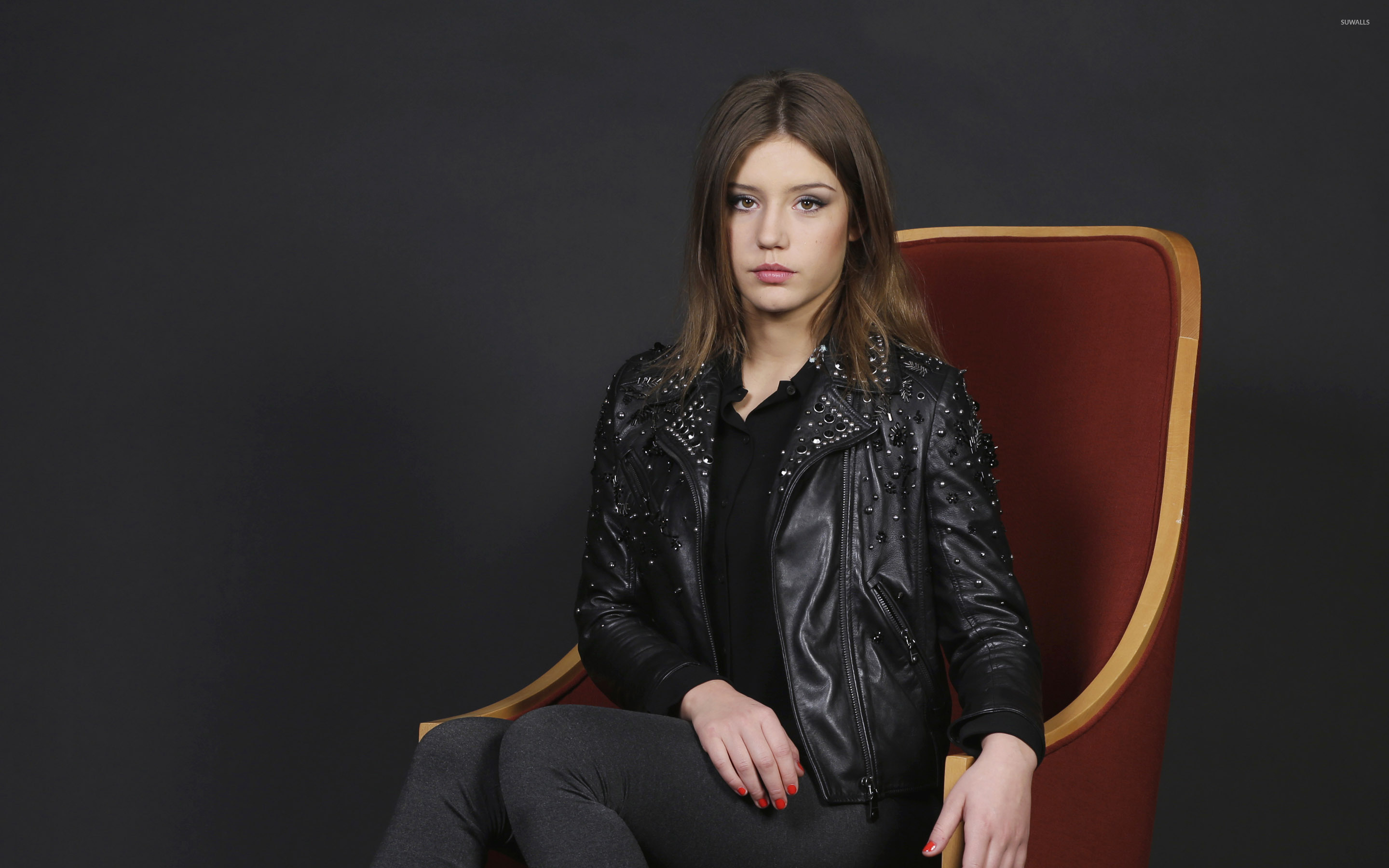2880x1800 - Adele Exarchopoulos Wallpapers 7