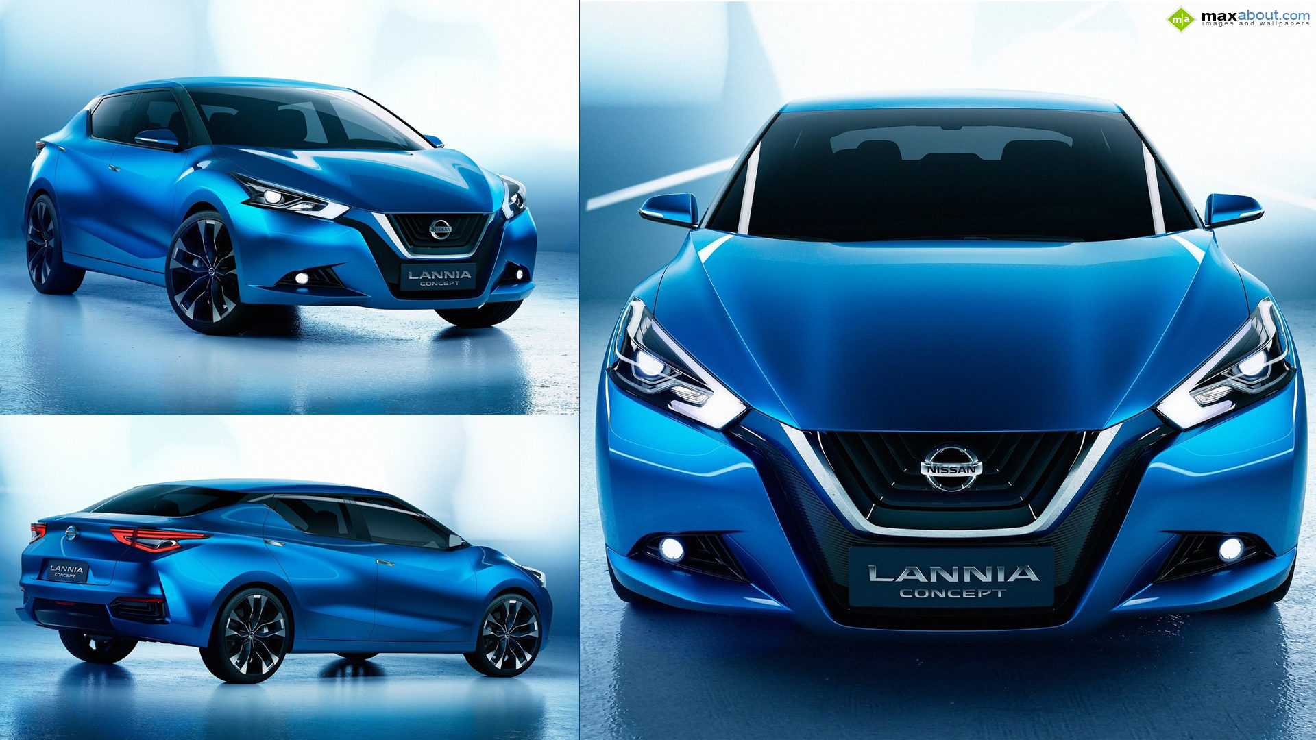 1920x1080 - Nissan Concept Wallpapers 23