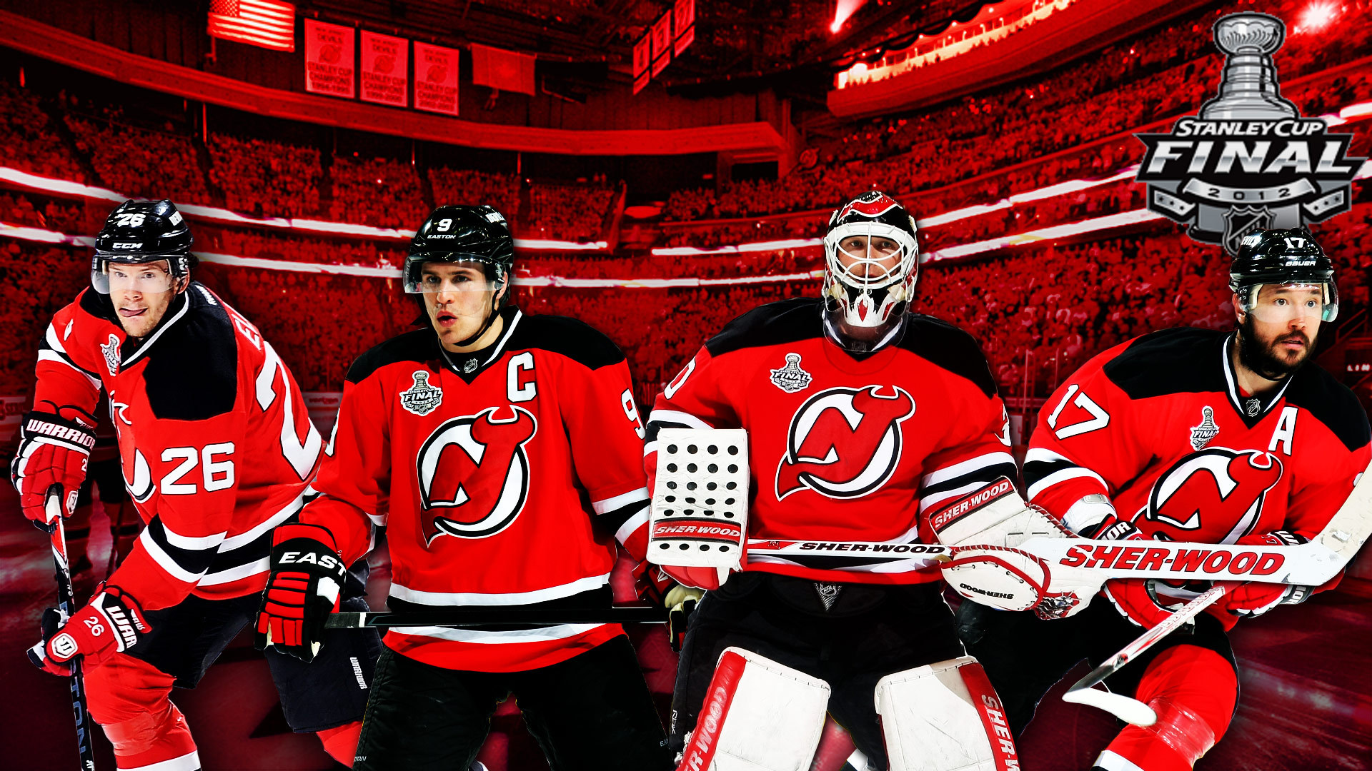 1920x1080 - New Jersey Devils Wallpapers 8