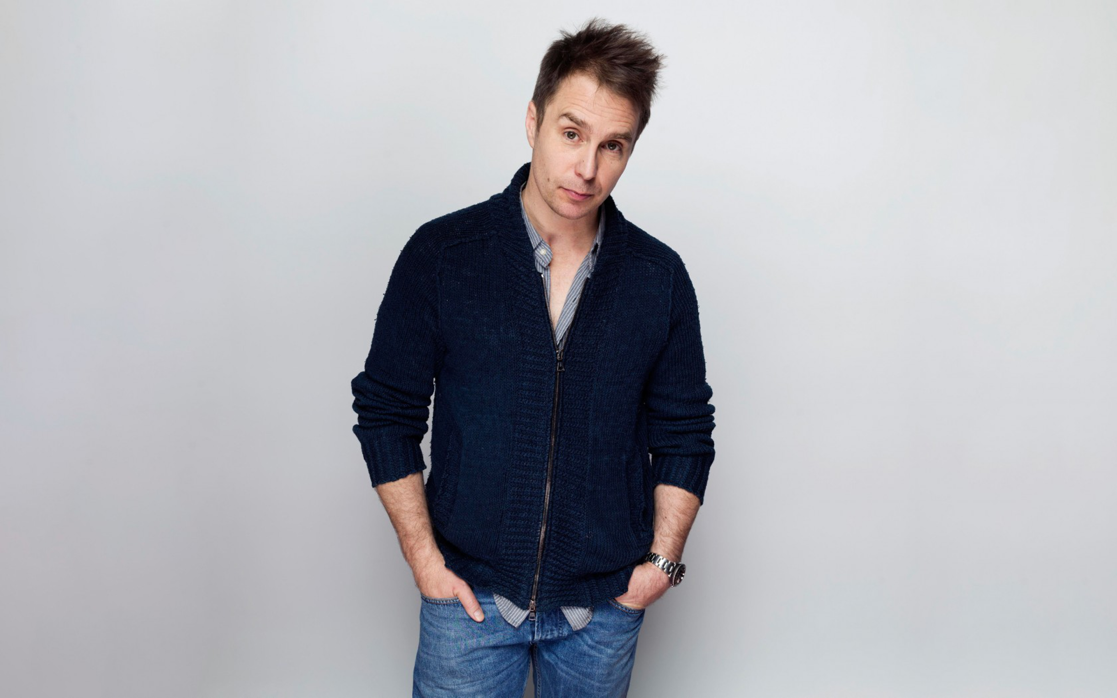 3840x2400 - Sam Rockwell Wallpapers 9
