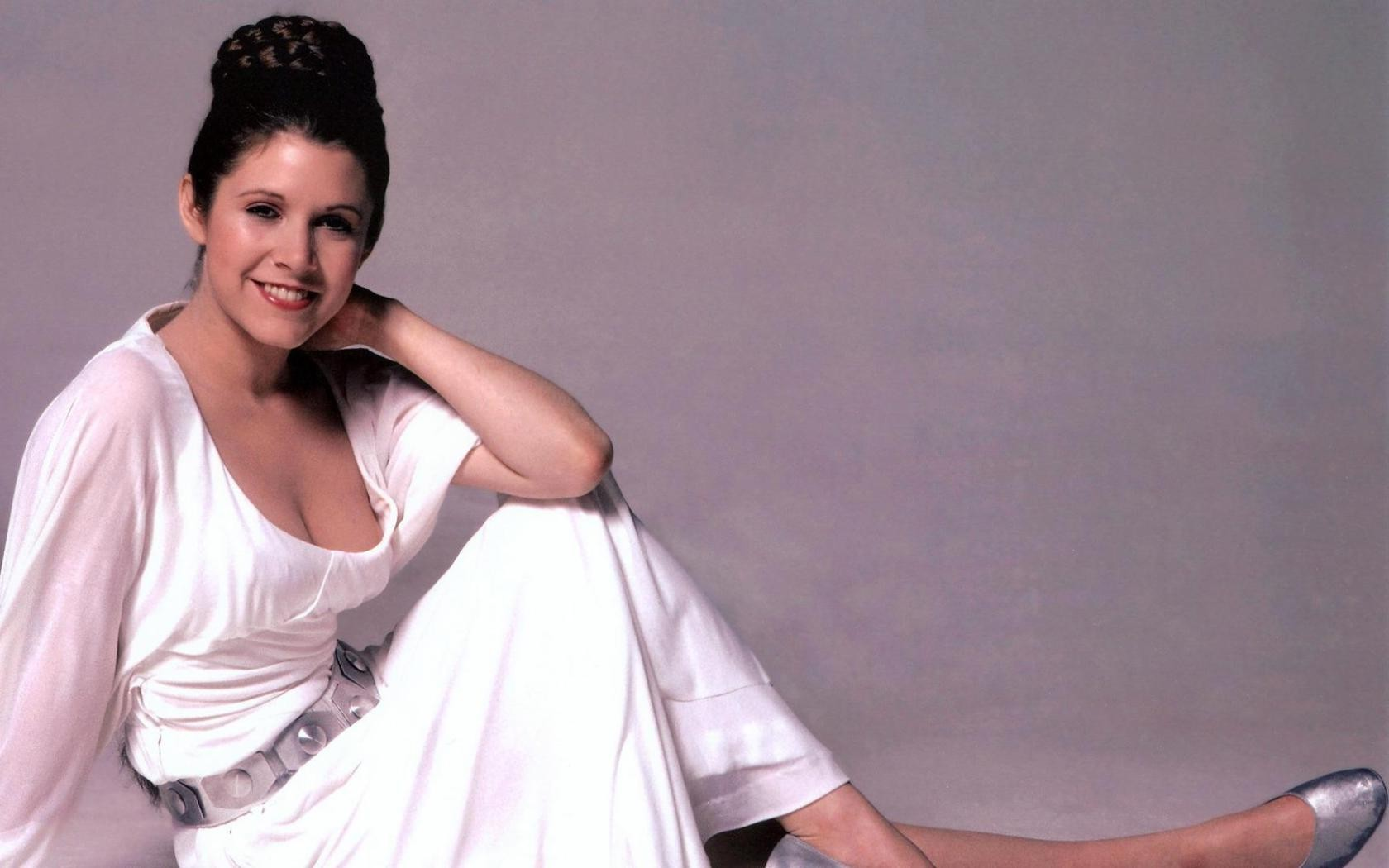 1680x1050 - Carrie Fisher Wallpapers 26