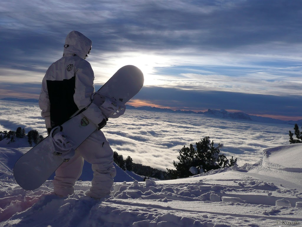 1024x768 - Snowboarding Wallpapers 19