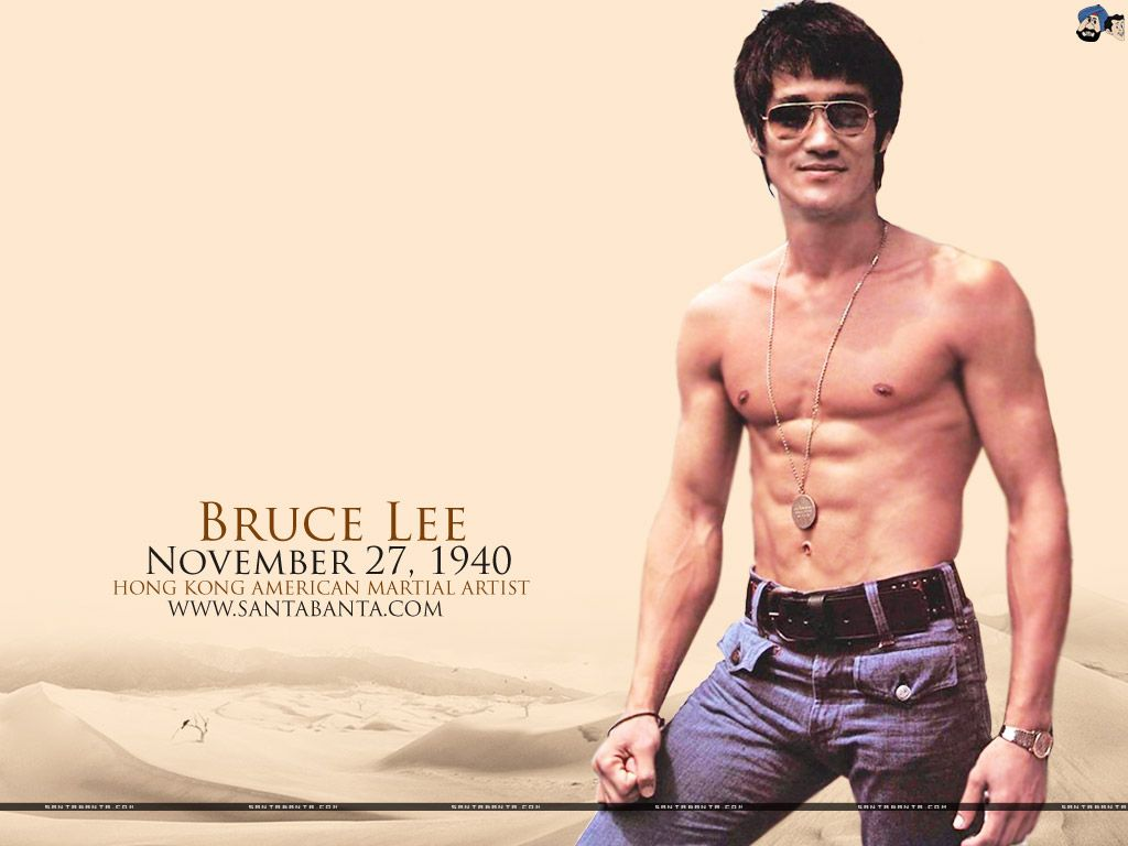 1024x768 - Bruce Lee Wallpapers 7