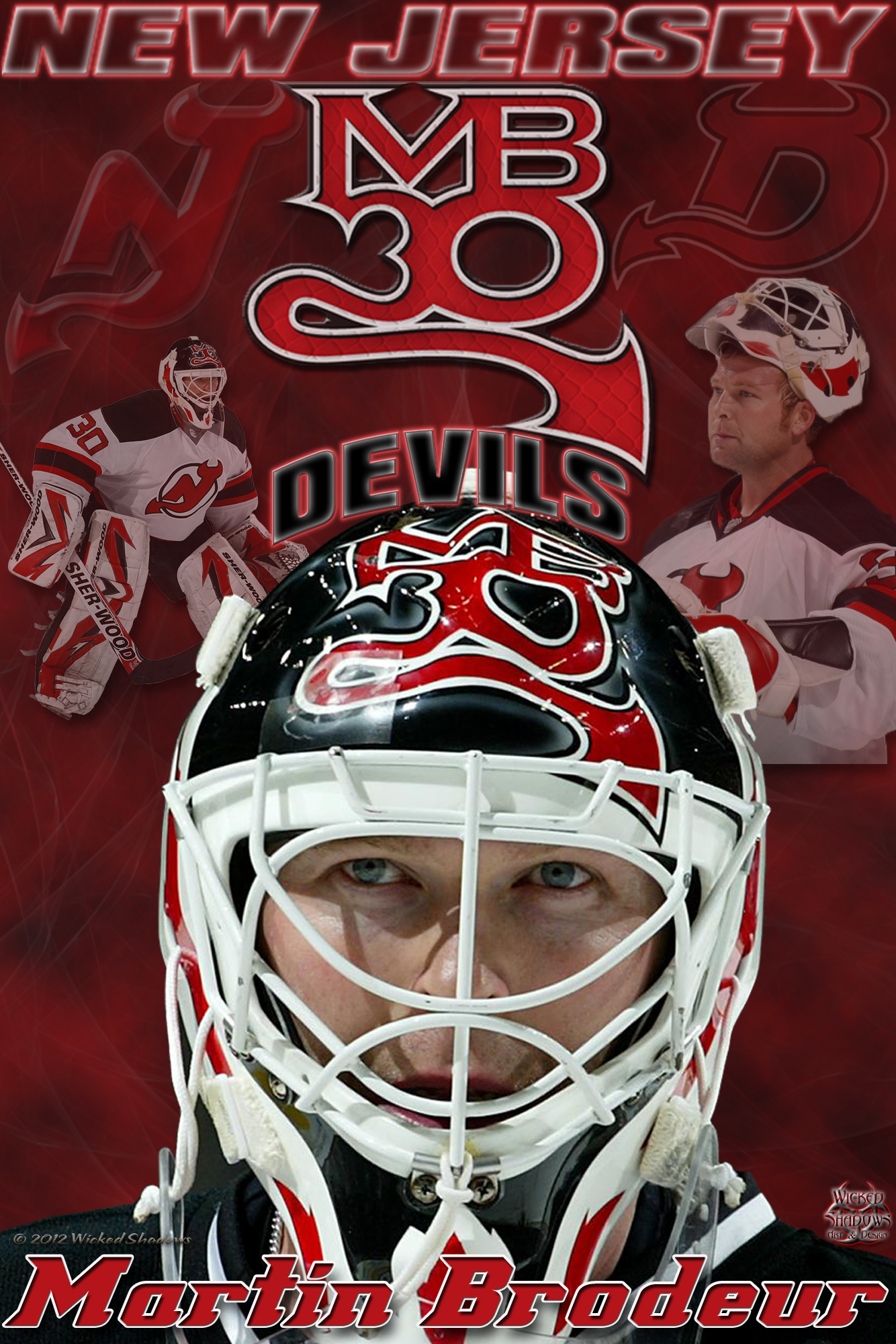 1334x2000 - New Jersey Devils Wallpapers 23