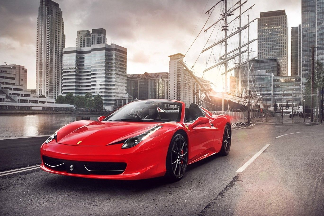 1368x912 - Ferrari 458 Italia Wallpapers 23
