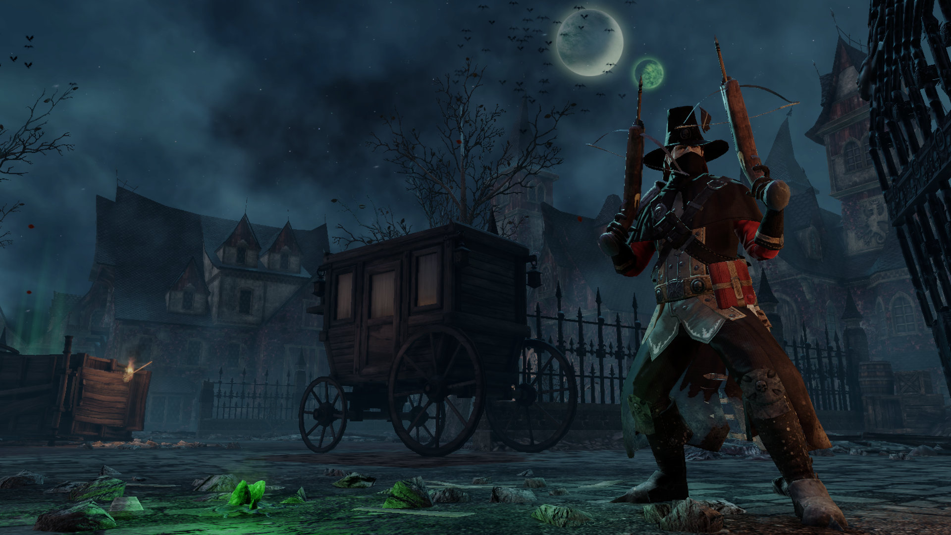 Mordheim: City of the Damned HD Wallpapers - DodoWallpaper