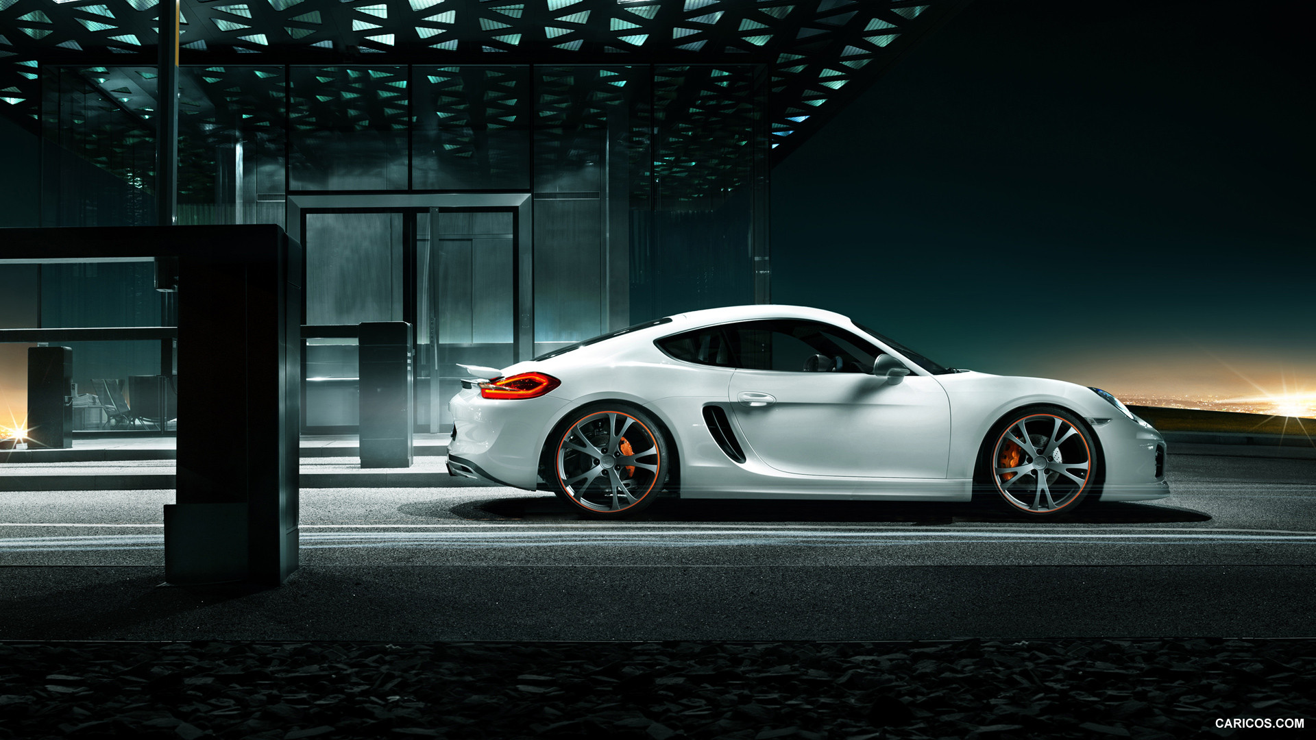 1920x1080 - Porsche Cayman Wallpapers 15