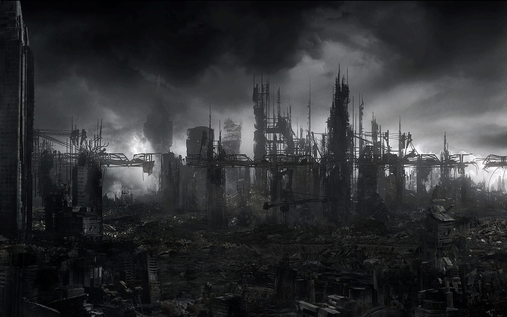 1680x1050 - Post Apocalyptic Wallpapers 28