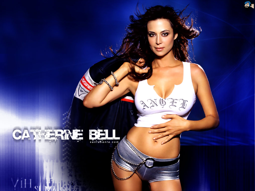1024x768 - Catherine Bell Wallpapers 26