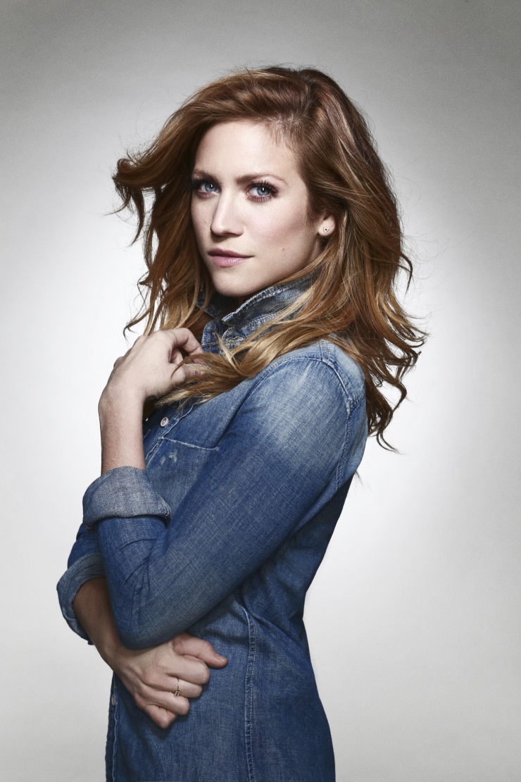 740x1110 - Brittany Snow Wallpapers 2