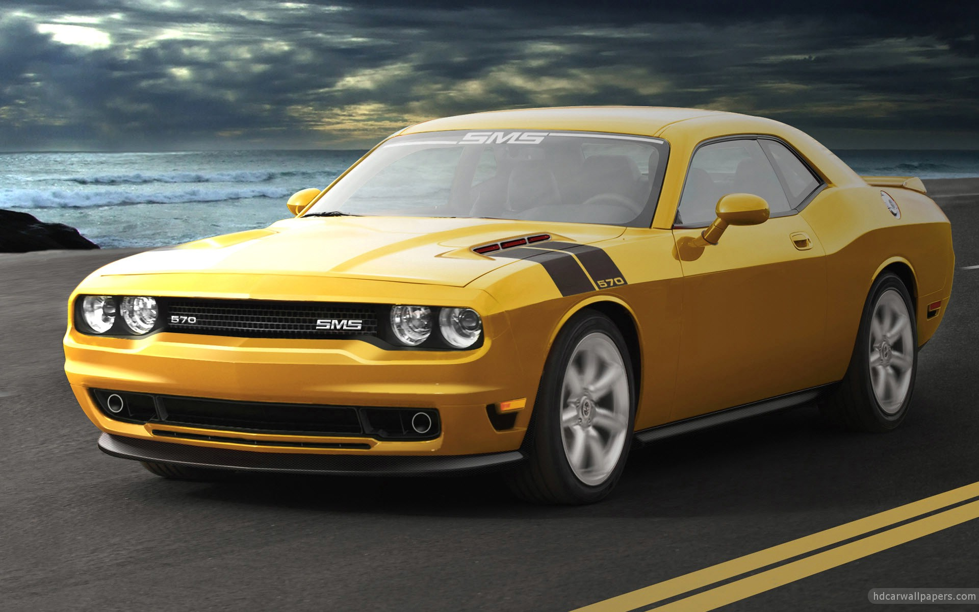 1920x1200 - Dodge Challenger Rallye Wallpapers 15