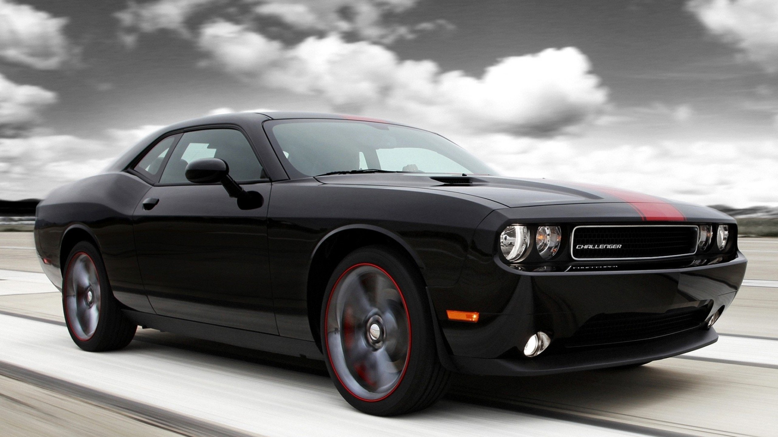 2560x1440 - Dodge Challenger Rallye Wallpapers 19