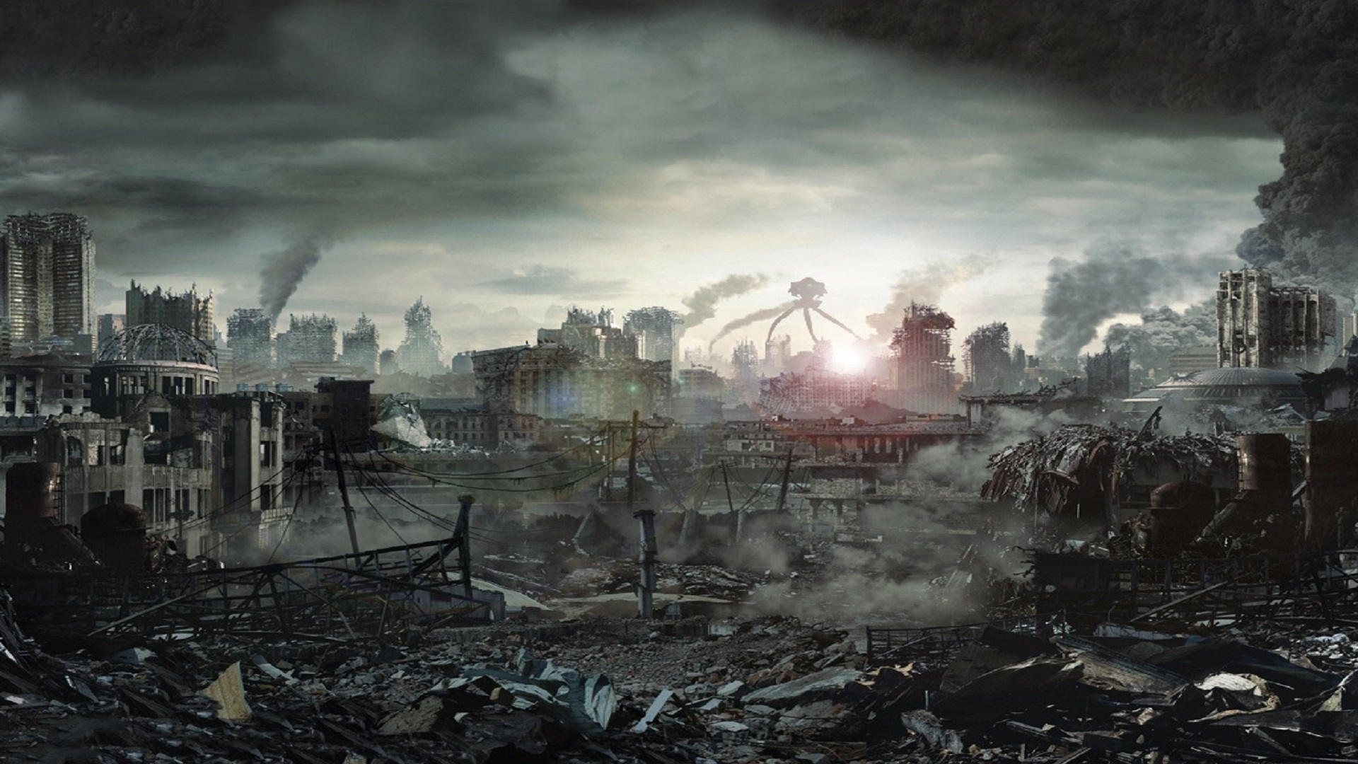 1920x1080 - Post Apocalyptic Wallpapers 1