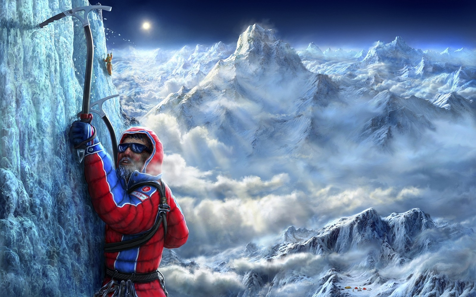 1600x1000 - Mountaineering Wallpapers 28