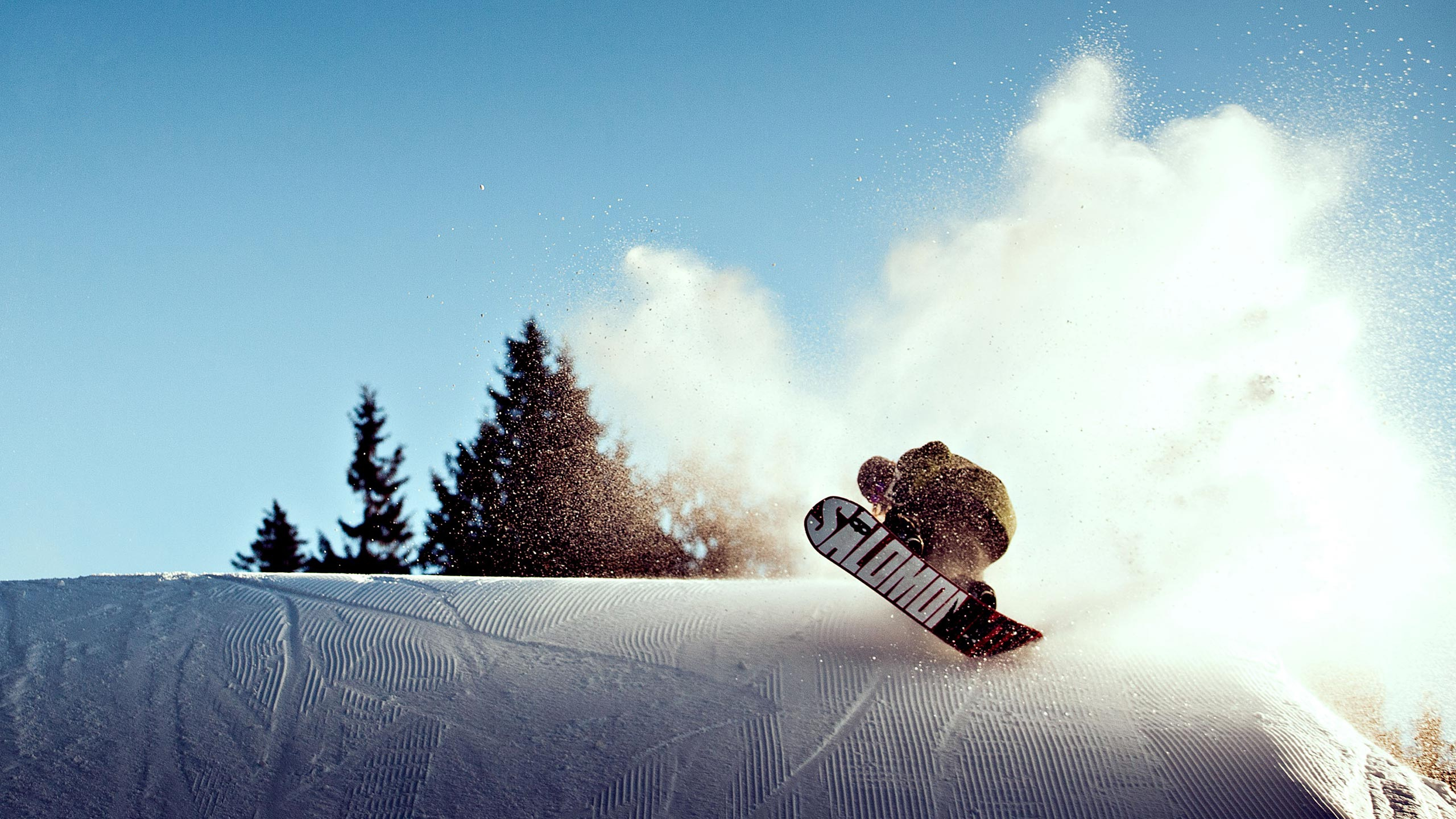 2560x1440 - Snowboarding Wallpapers 9