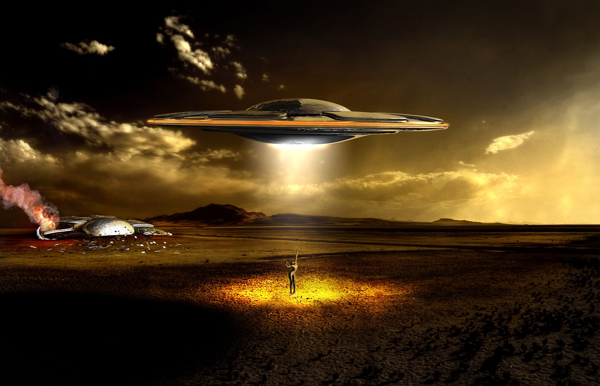 2048x1317 - UFO Wallpapers 22