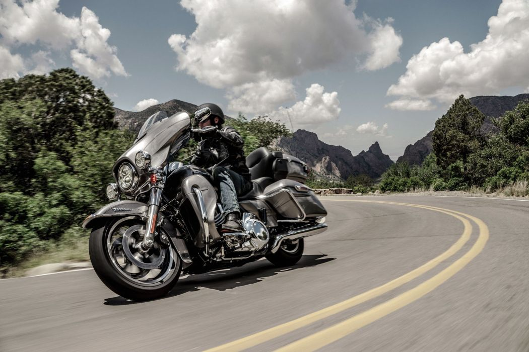 1050x700 - Harley-Davidson Electra Glide Ultra Classic Wallpapers 6