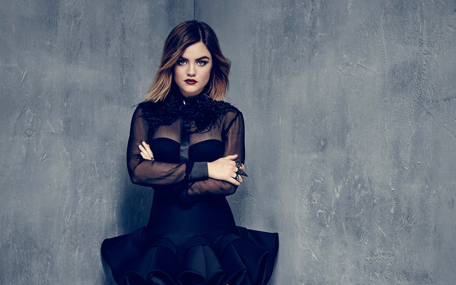 1920x1200 - Lucy Hale Wallpapers 9