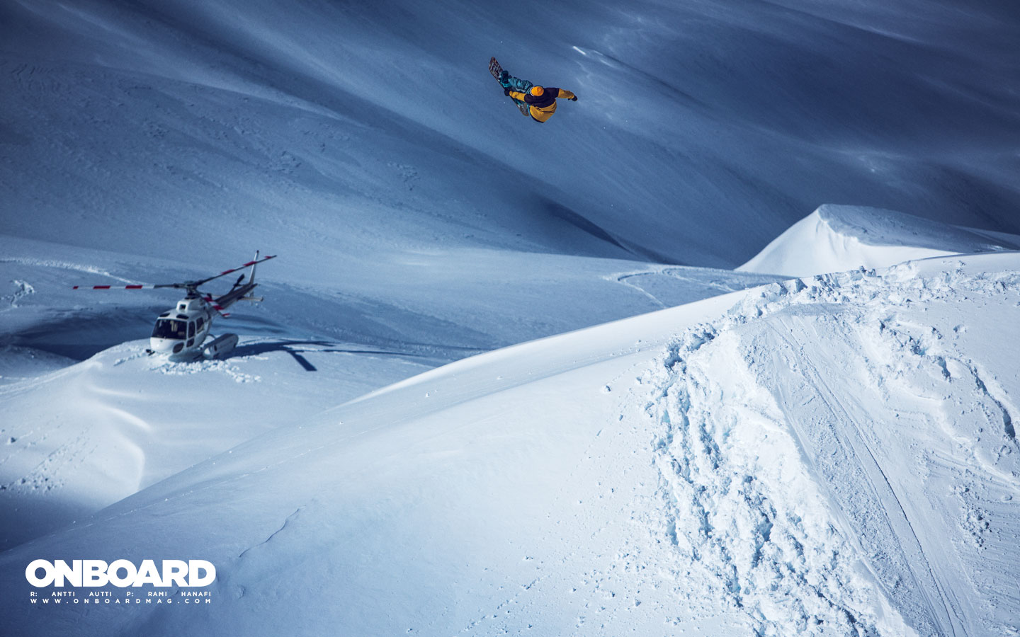 1440x900 - Snowboarding Wallpapers 16