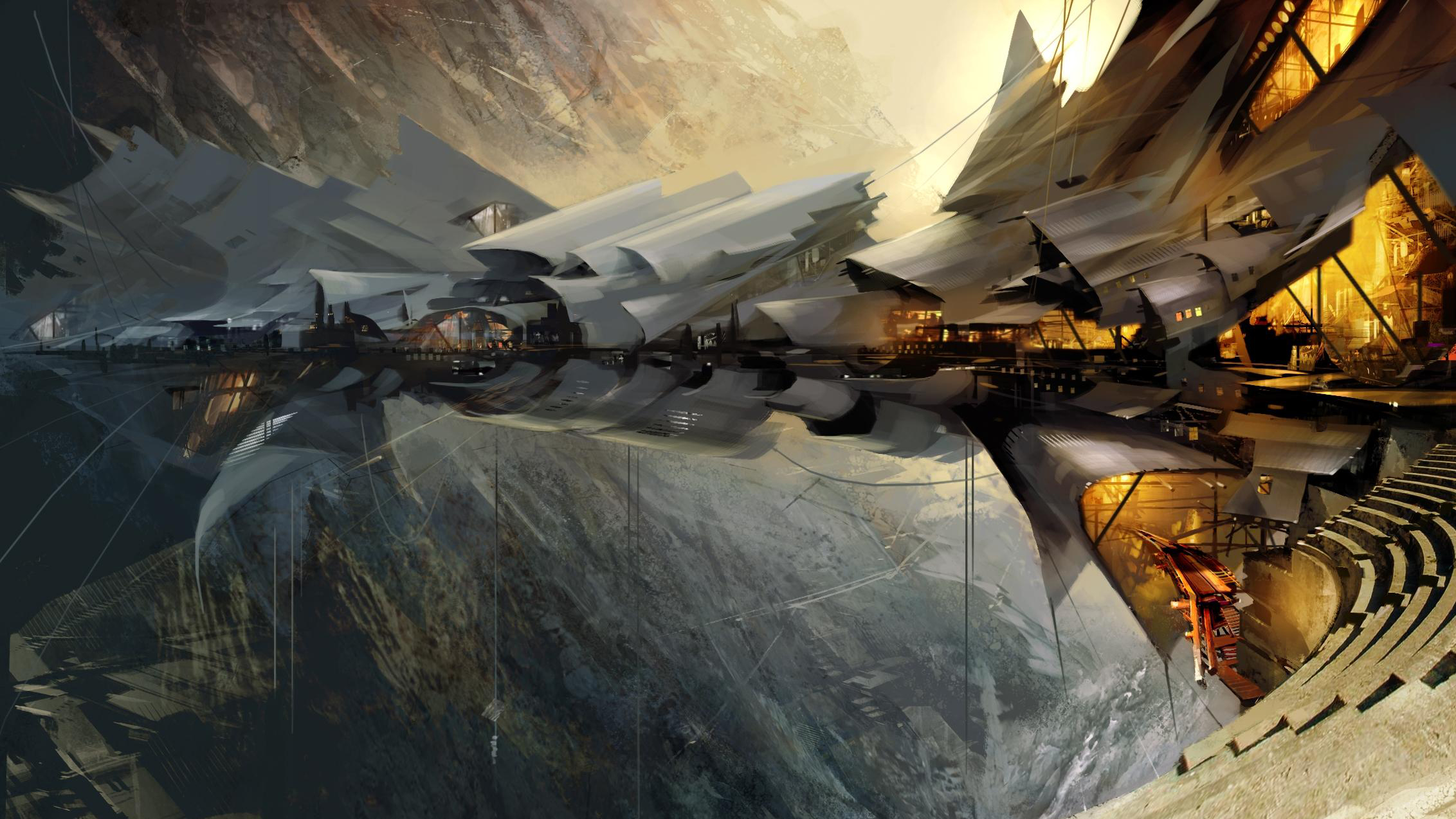 2264x1274 - Steampunk Wallpapers 16