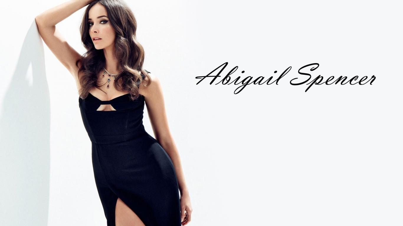 1366x768 - Abigail Spencer Wallpapers 18