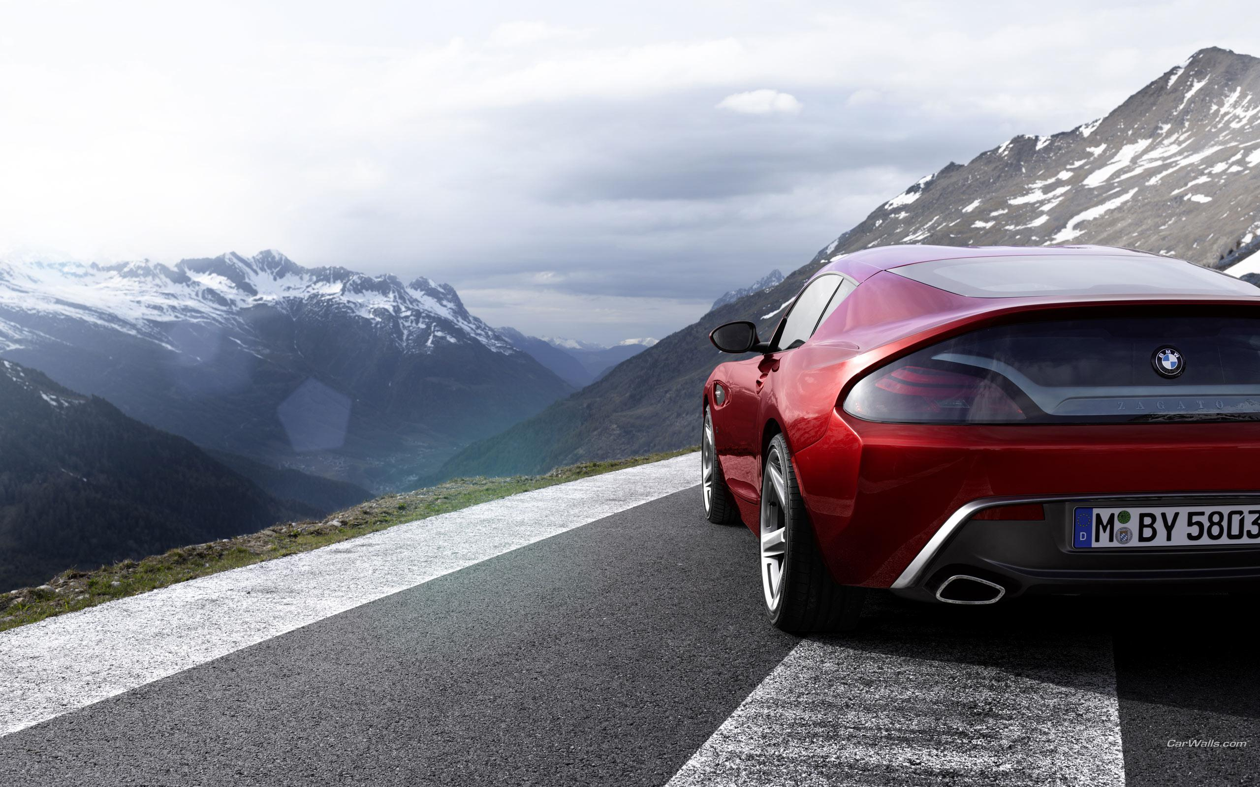2560x1600 - BMW Zagato Coupe Wallpapers 30