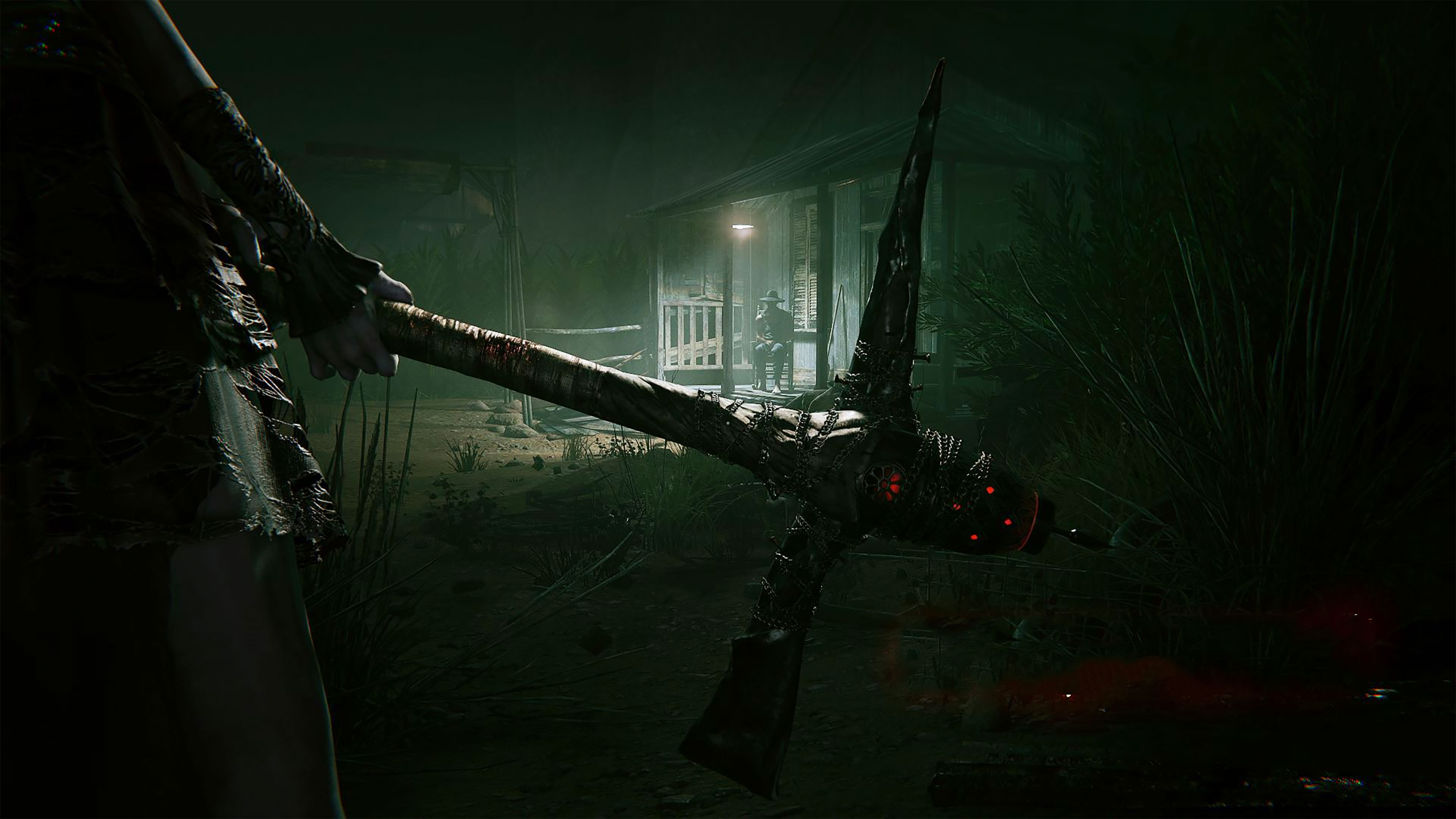 3840x2160 - Outlast HD Wallpapers 5