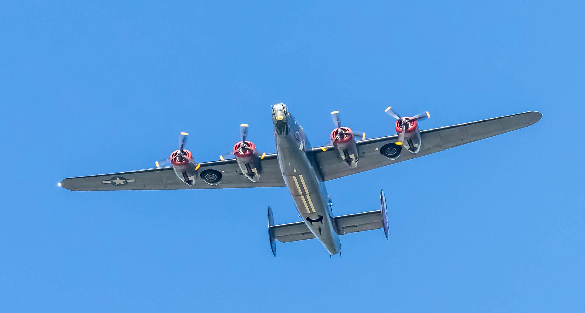 2048x1095 - Consolidated B-24 Liberator Wallpapers 14