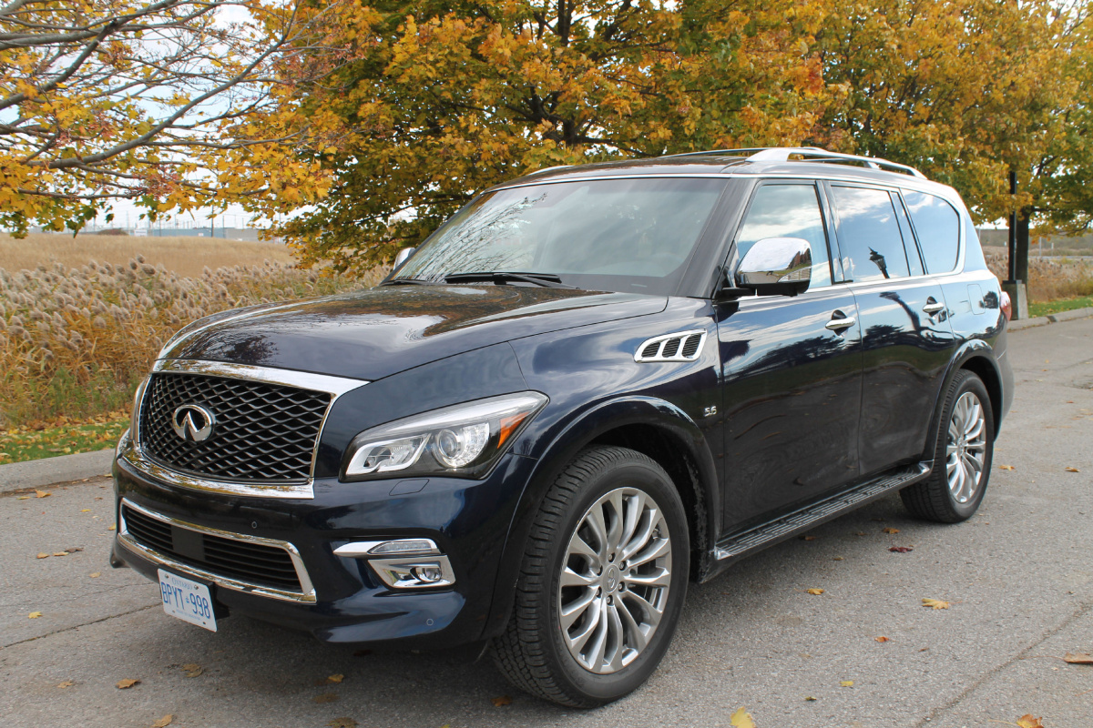 1200x800 - Infiniti QX80 Wallpapers 33