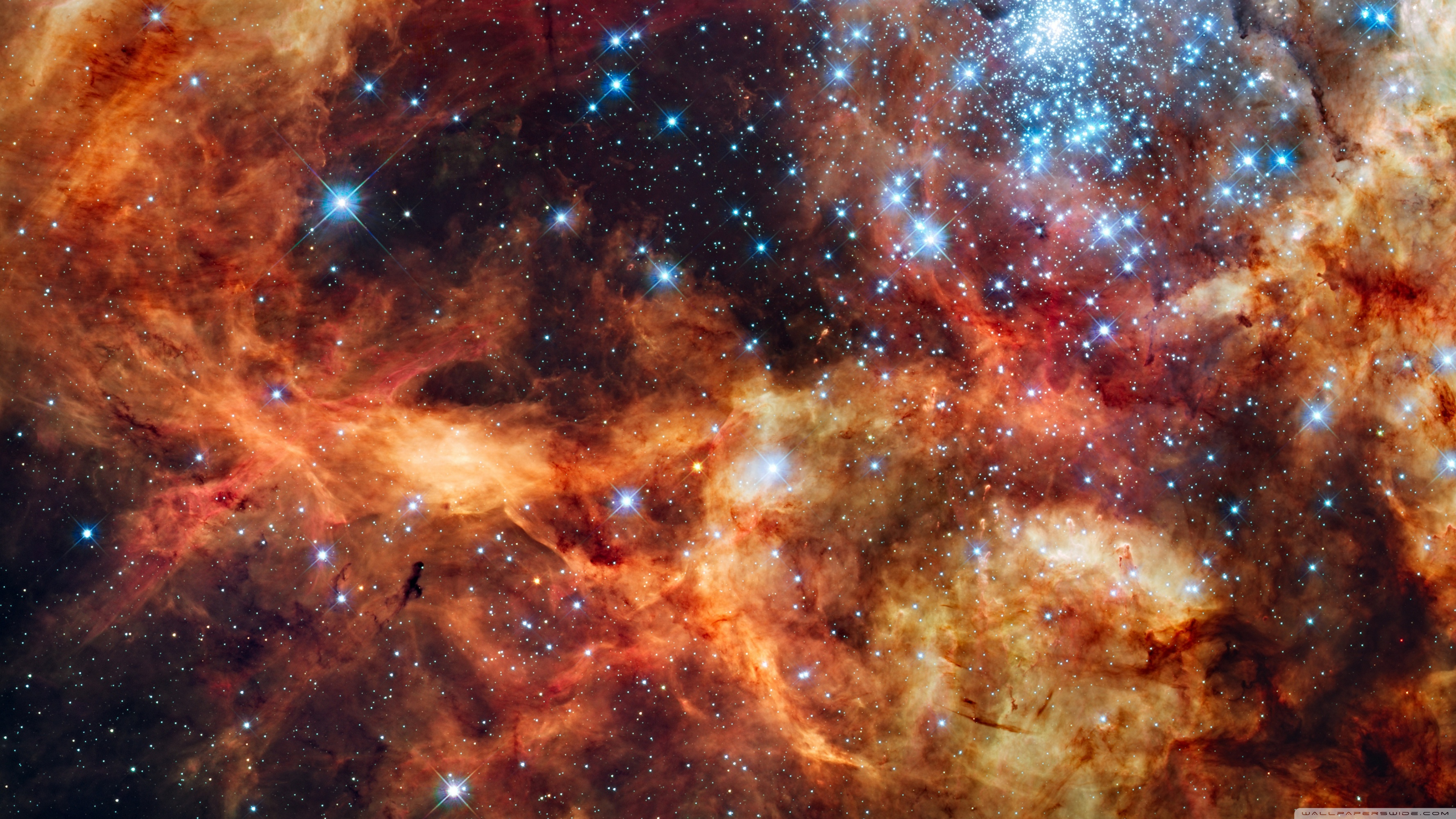 3554x1999 - Star Cluster Wallpapers 28