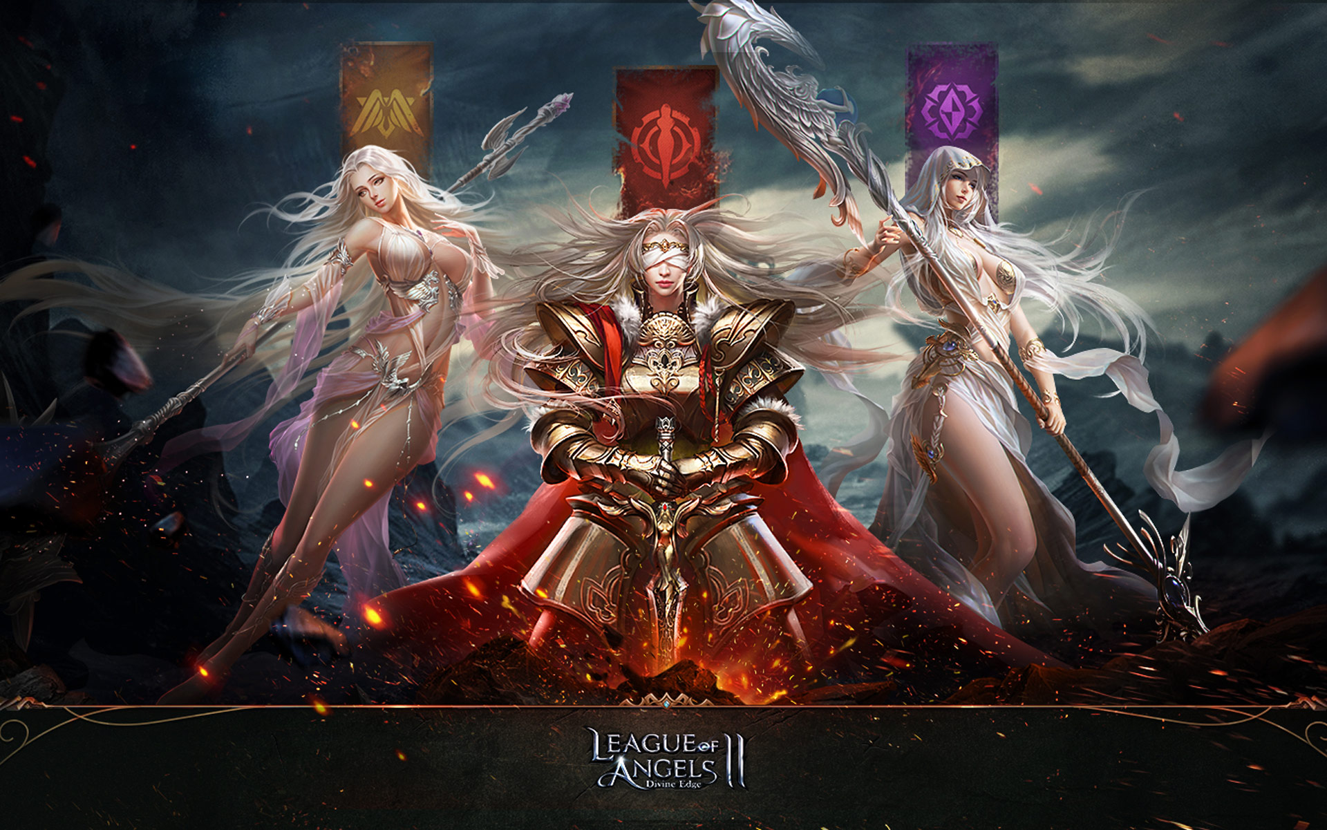 1920x1201 - League Of Angels HD Wallpapers 13