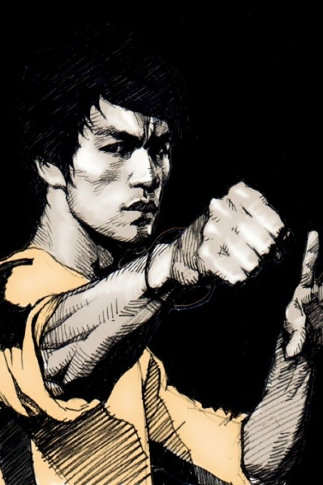 640x960 - Bruce Lee Wallpapers 1
