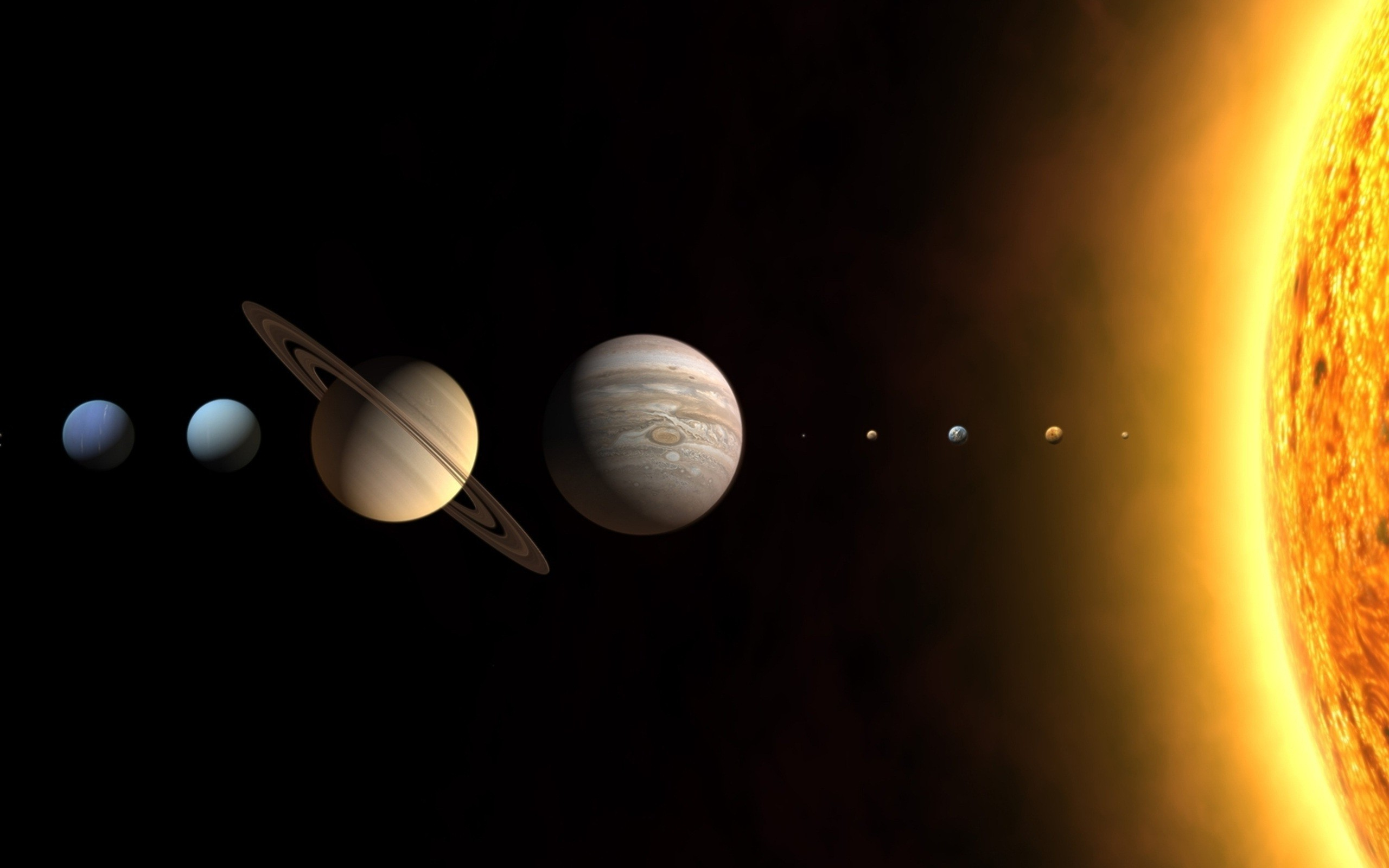 2560x1600 - Solar System Wallpapers 27