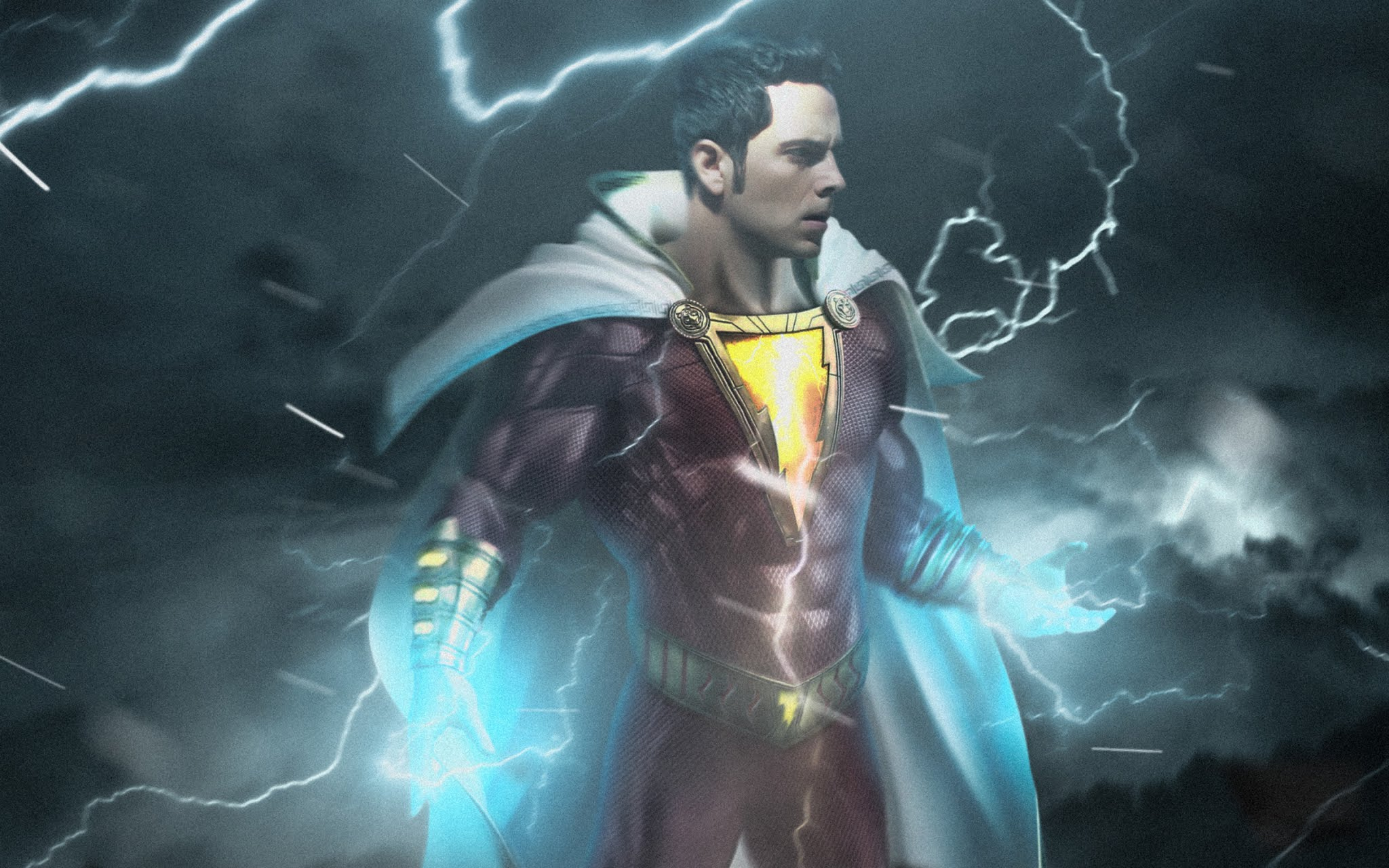 2048x1280 - Shazam! Wallpapers 10