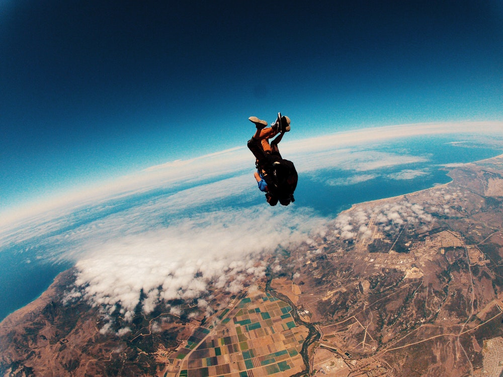 1000x750 - Skydiving Wallpapers 18