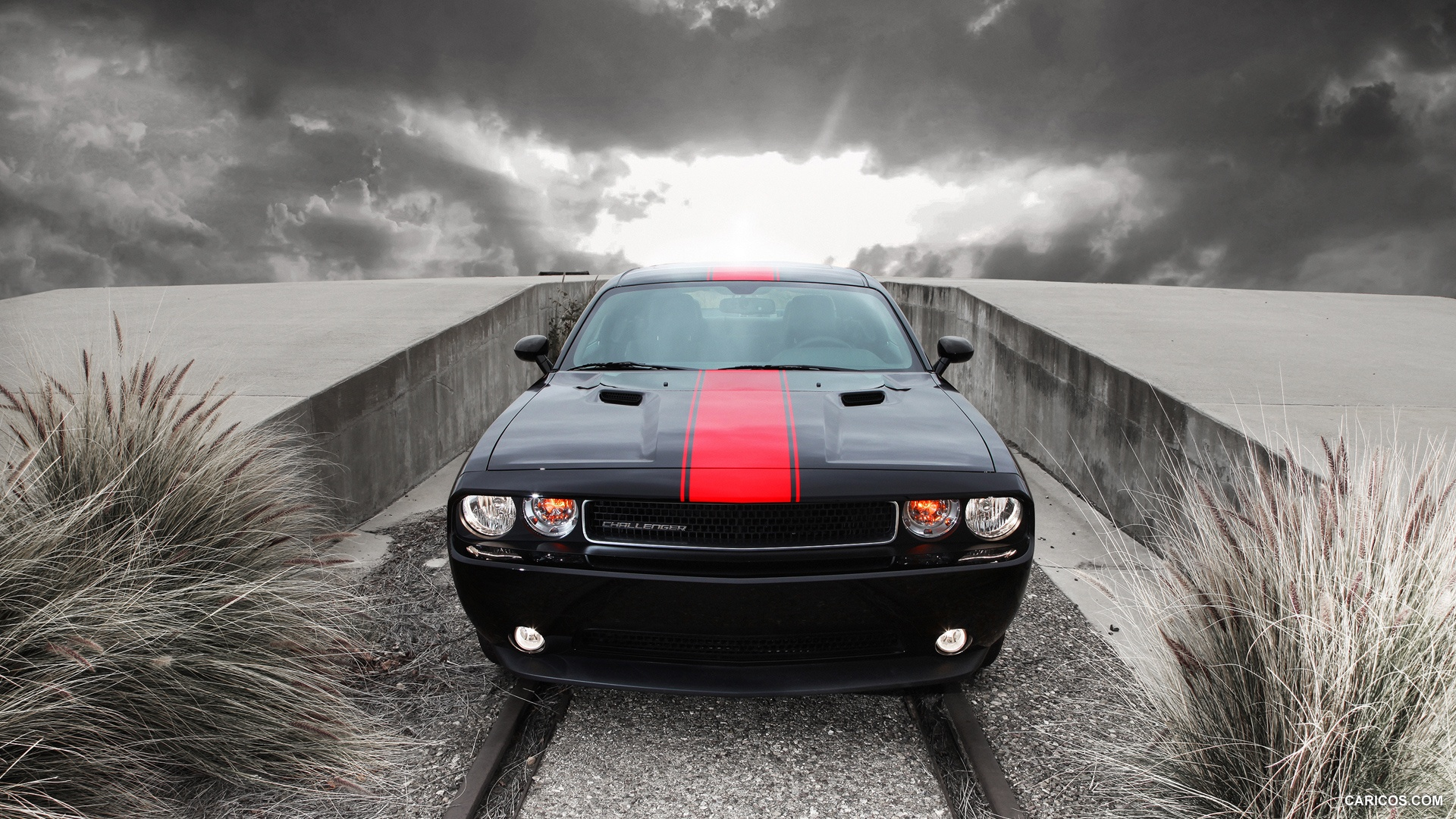 1920x1080 - Dodge Challenger Rallye Wallpapers 6
