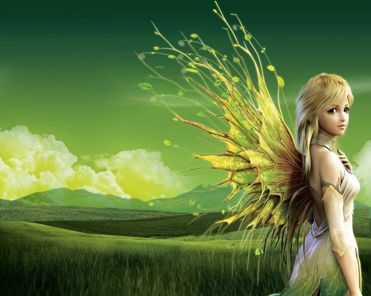 1280x1024 - Fairy Wallpapers 20