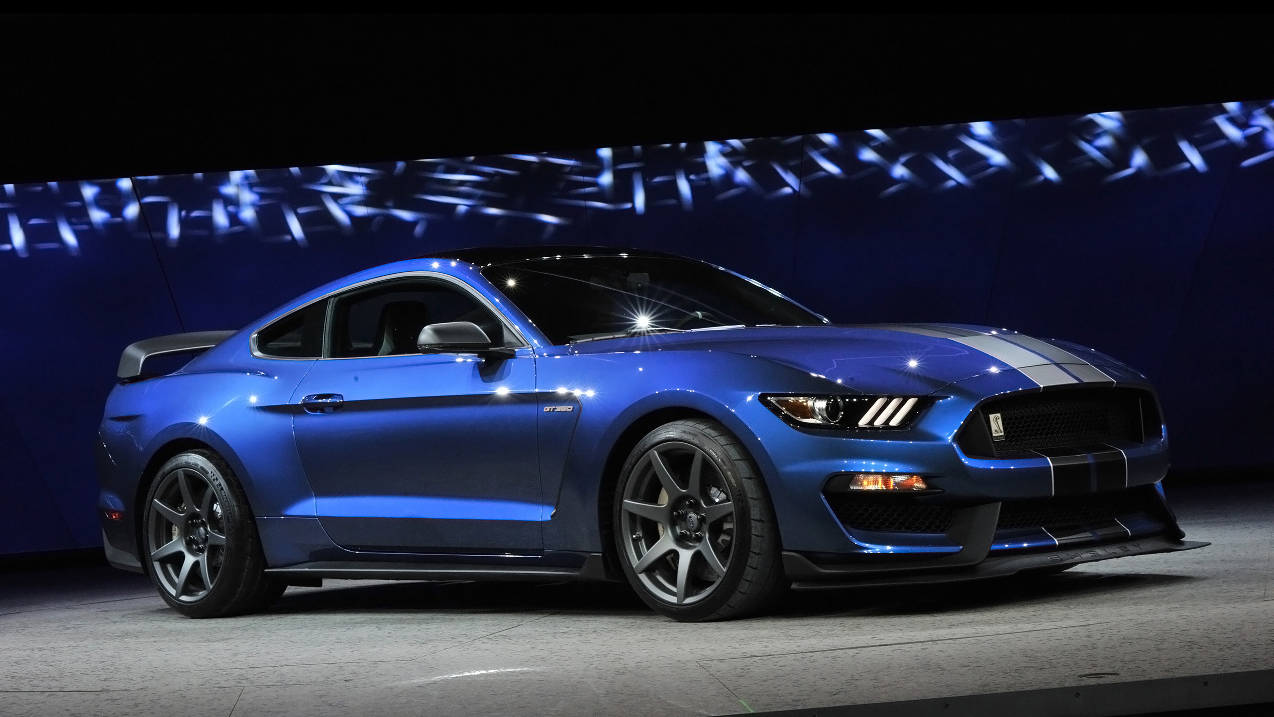 2560x1440 - Shelby Mustang GT 350 Wallpapers 14