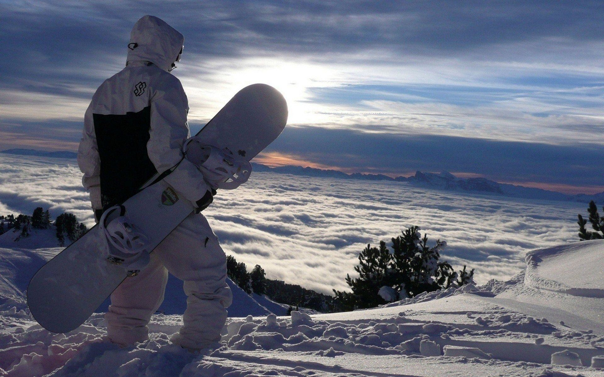 1920x1200 - Snowboarding Wallpapers 15