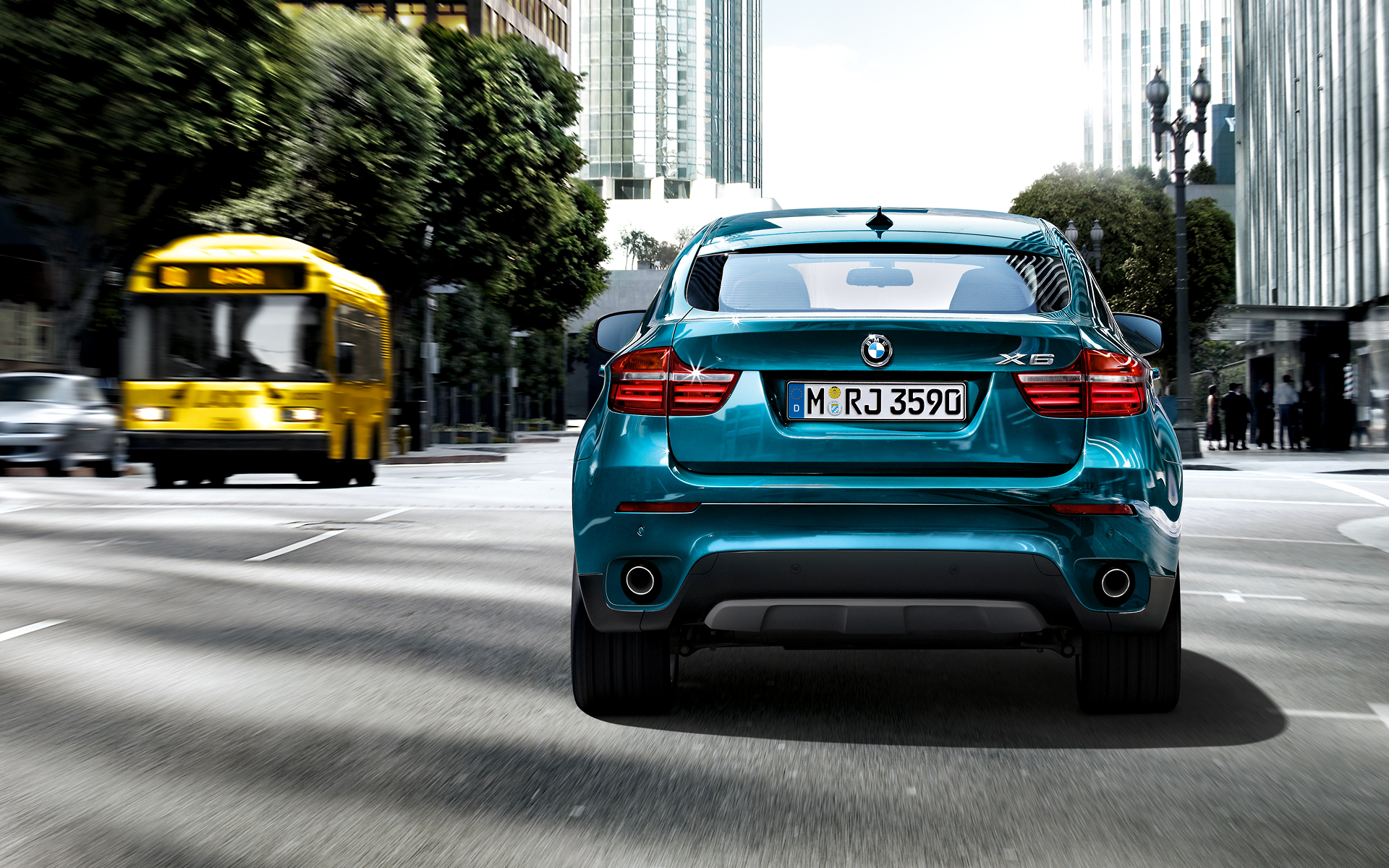 1920x1200 - BMW X6 Wallpapers 20