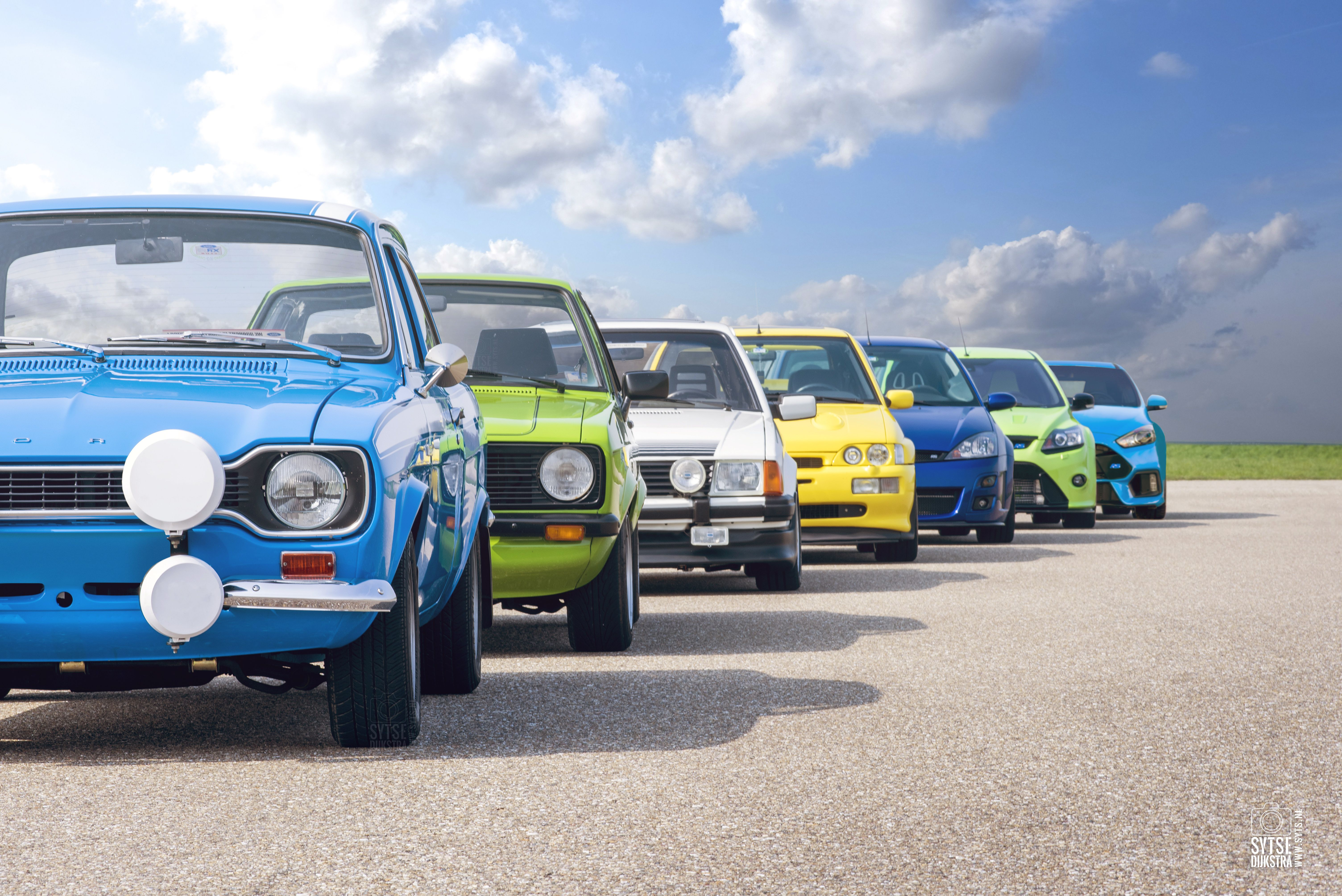 6016x4016 - Ford Escort Wallpapers 3