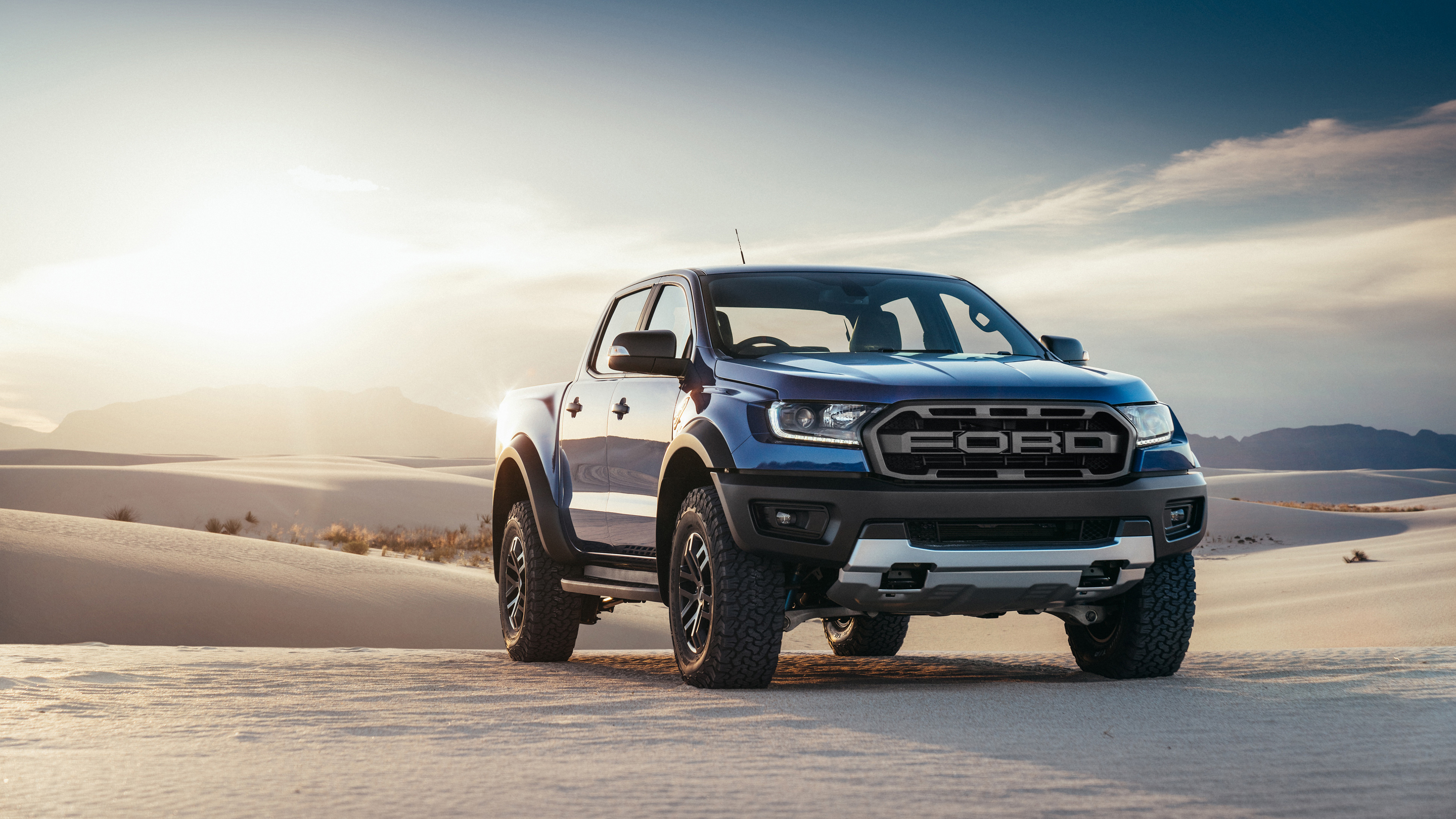 3840x2160 - Ford Ranger Wallpapers 3
