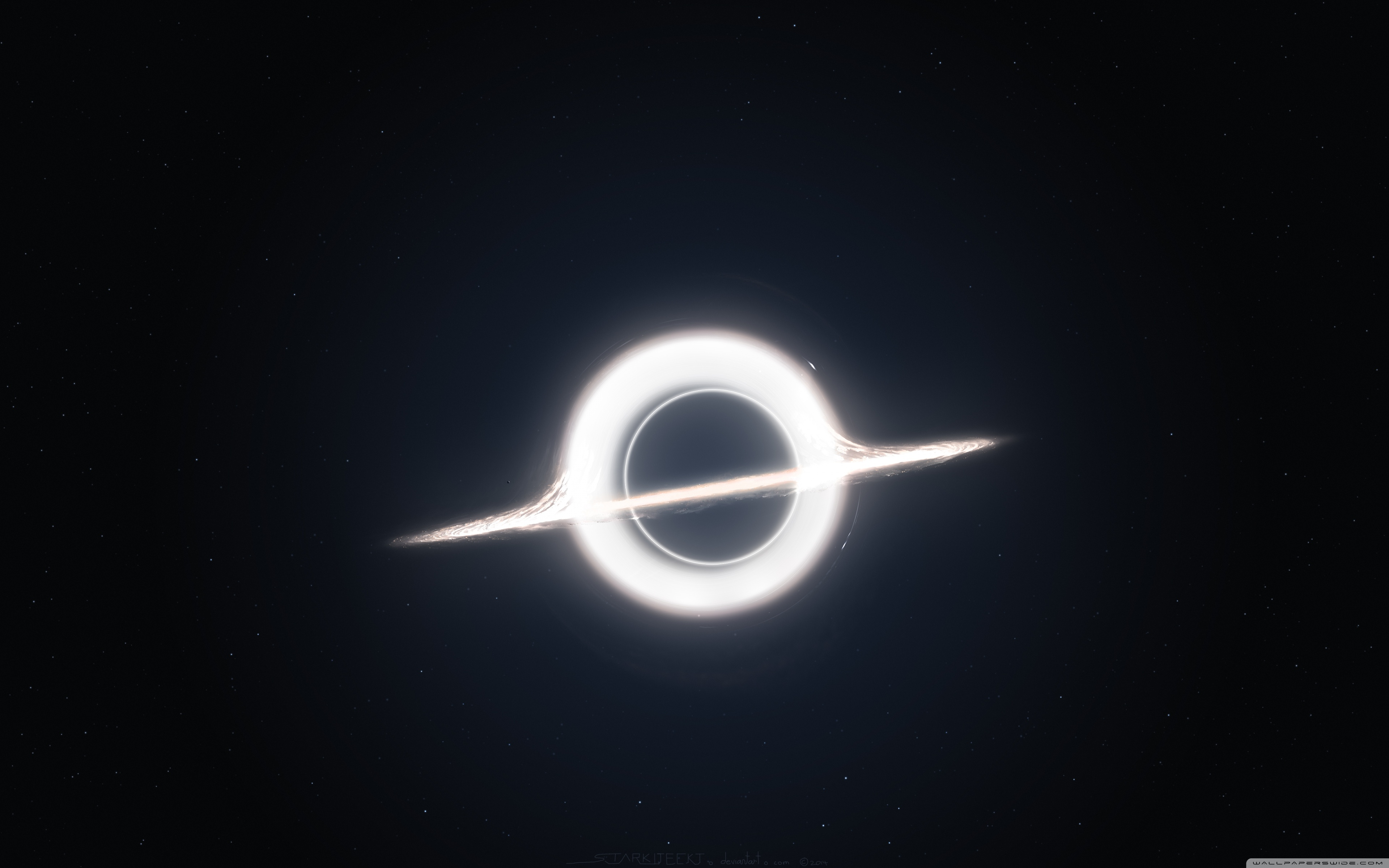 3840x2400 - Black Hole Wallpapers 13