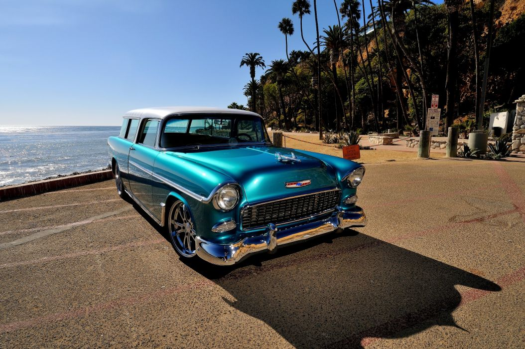 1054x700 - Chevrolet Nomad Wallpapers 6