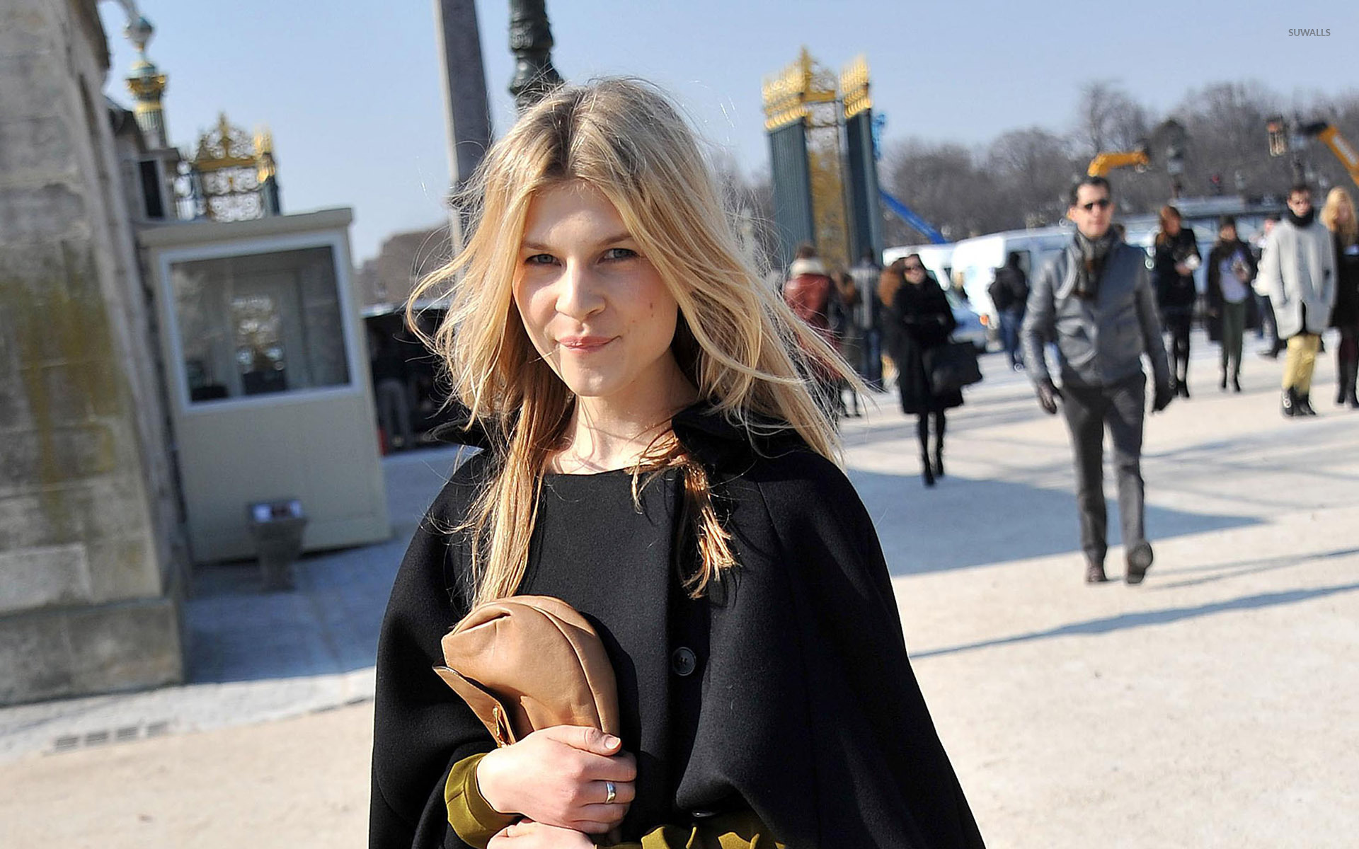 1920x1200 - Clemence Poesy Wallpapers 7