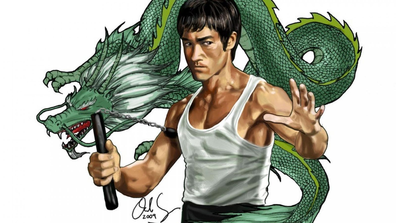 1600x900 - Bruce Lee Wallpapers 4